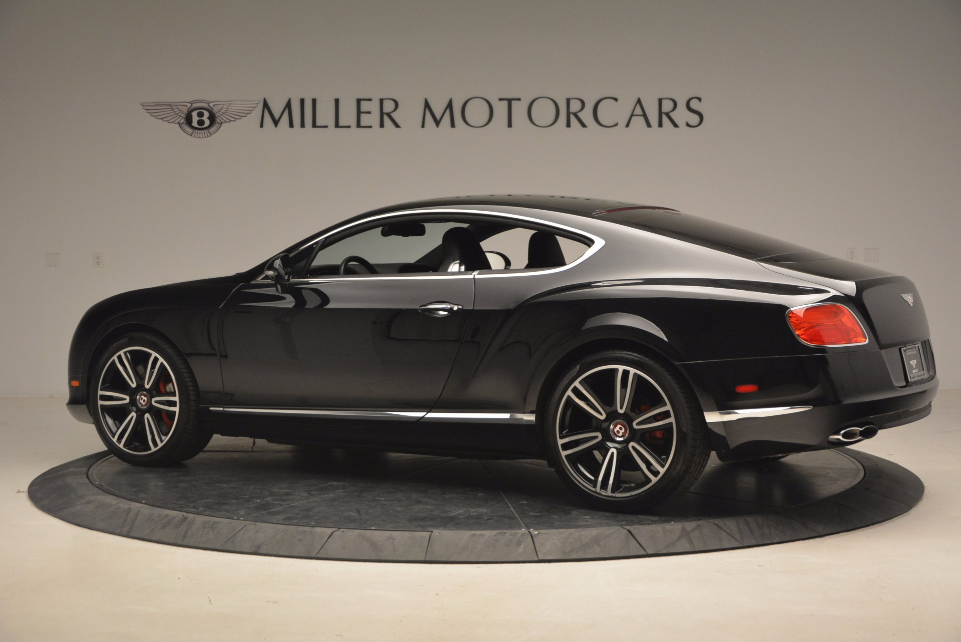 Used 2013 Bentley Continental GT V8 For Sale In Westport, CT 1291_p4