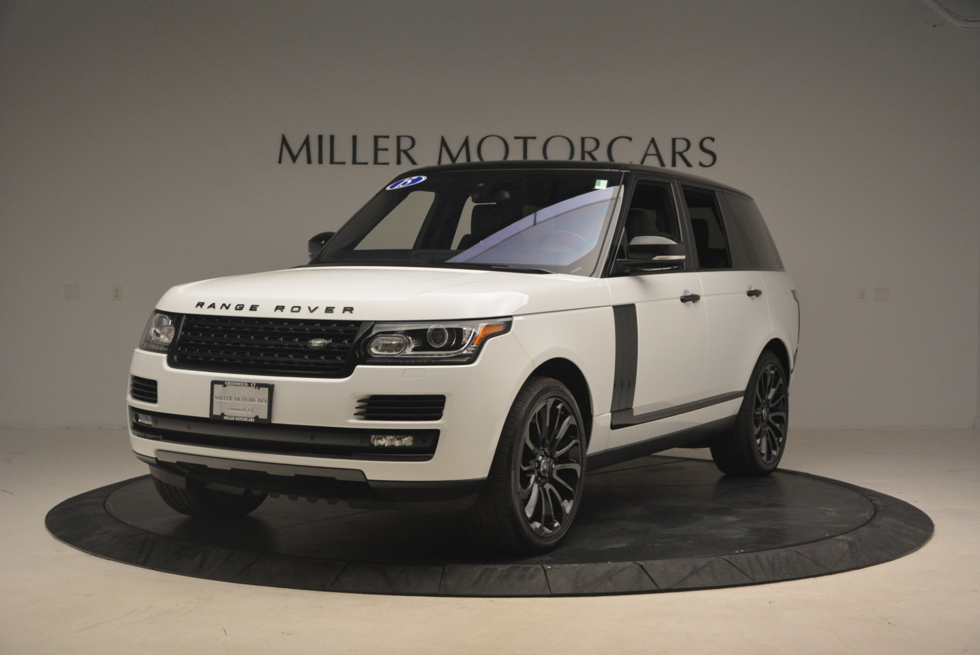 Used 2015 Land Rover Range Rover Supercharged For Sale In Westport, CT 1292_main