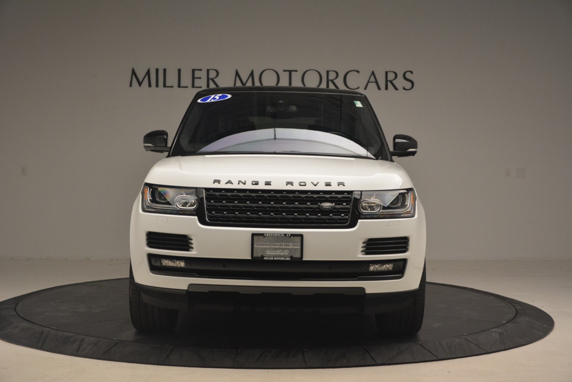 Used 2015 Land Rover Range Rover Supercharged For Sale In Westport, CT 1292_p12
