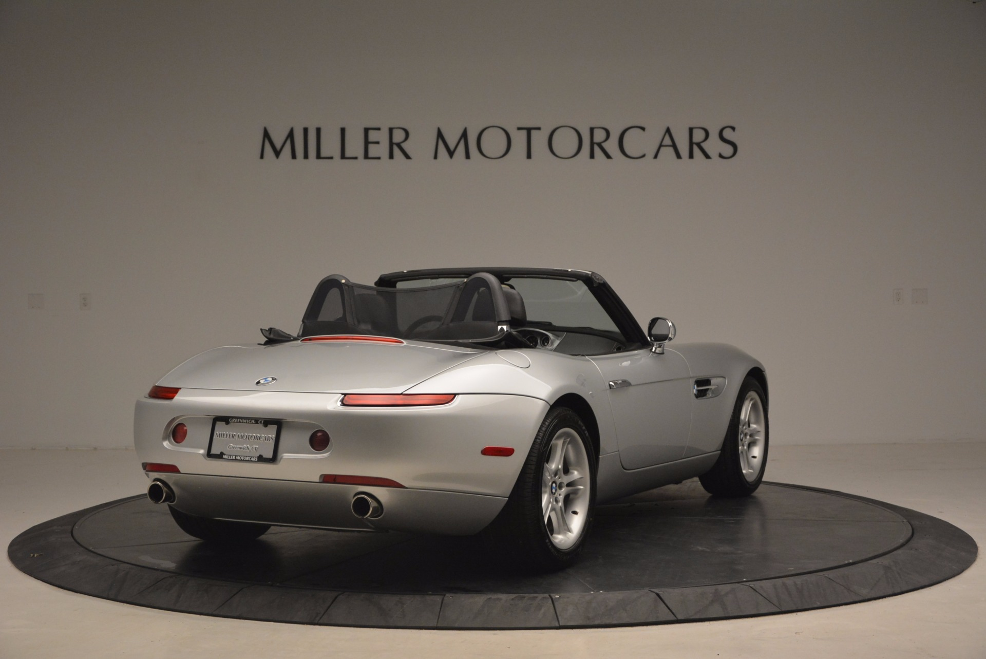 Used 2001 BMW Z8  For Sale In Westport, CT 1293_p7