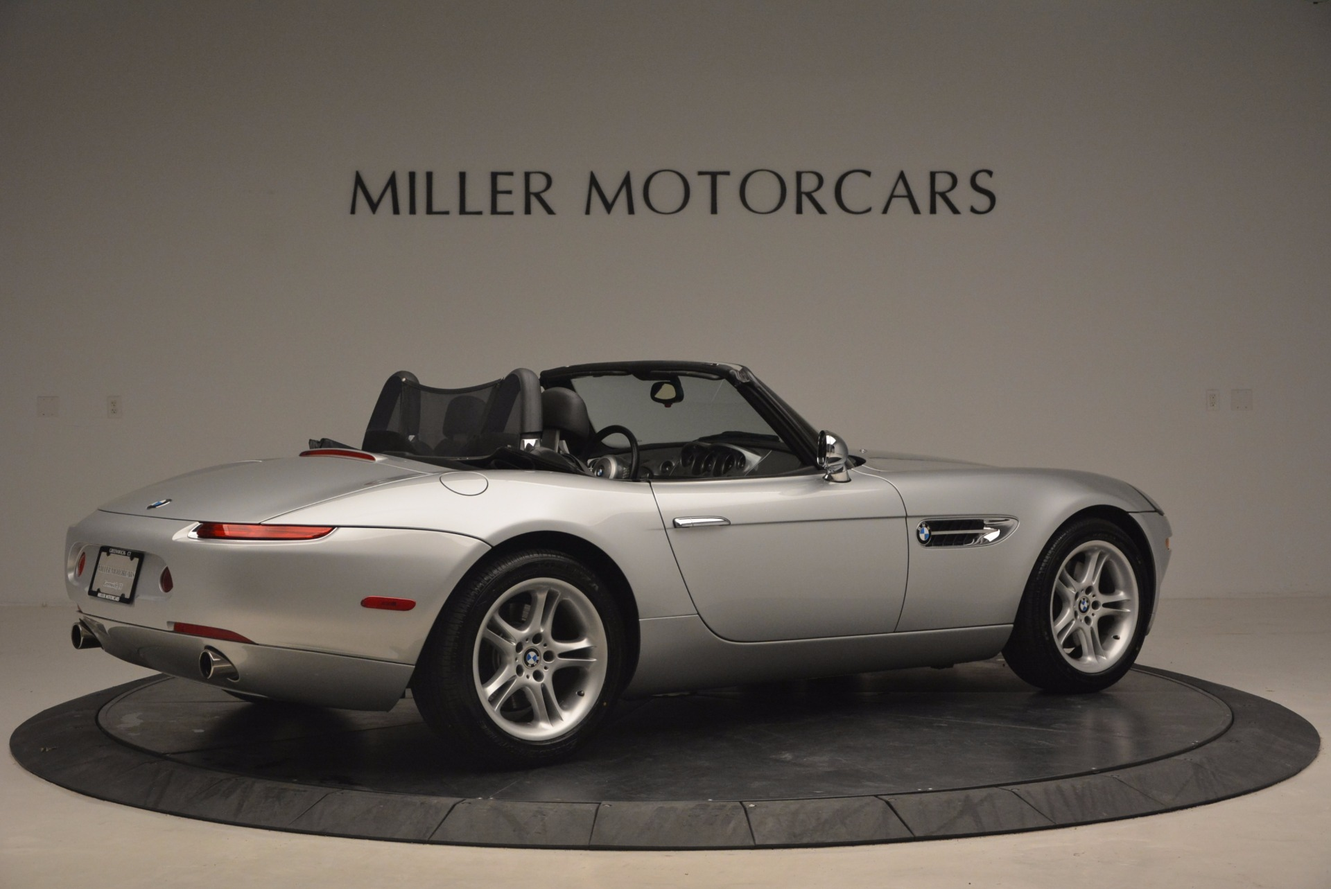 Used 2001 BMW Z8  For Sale In Westport, CT 1293_p8