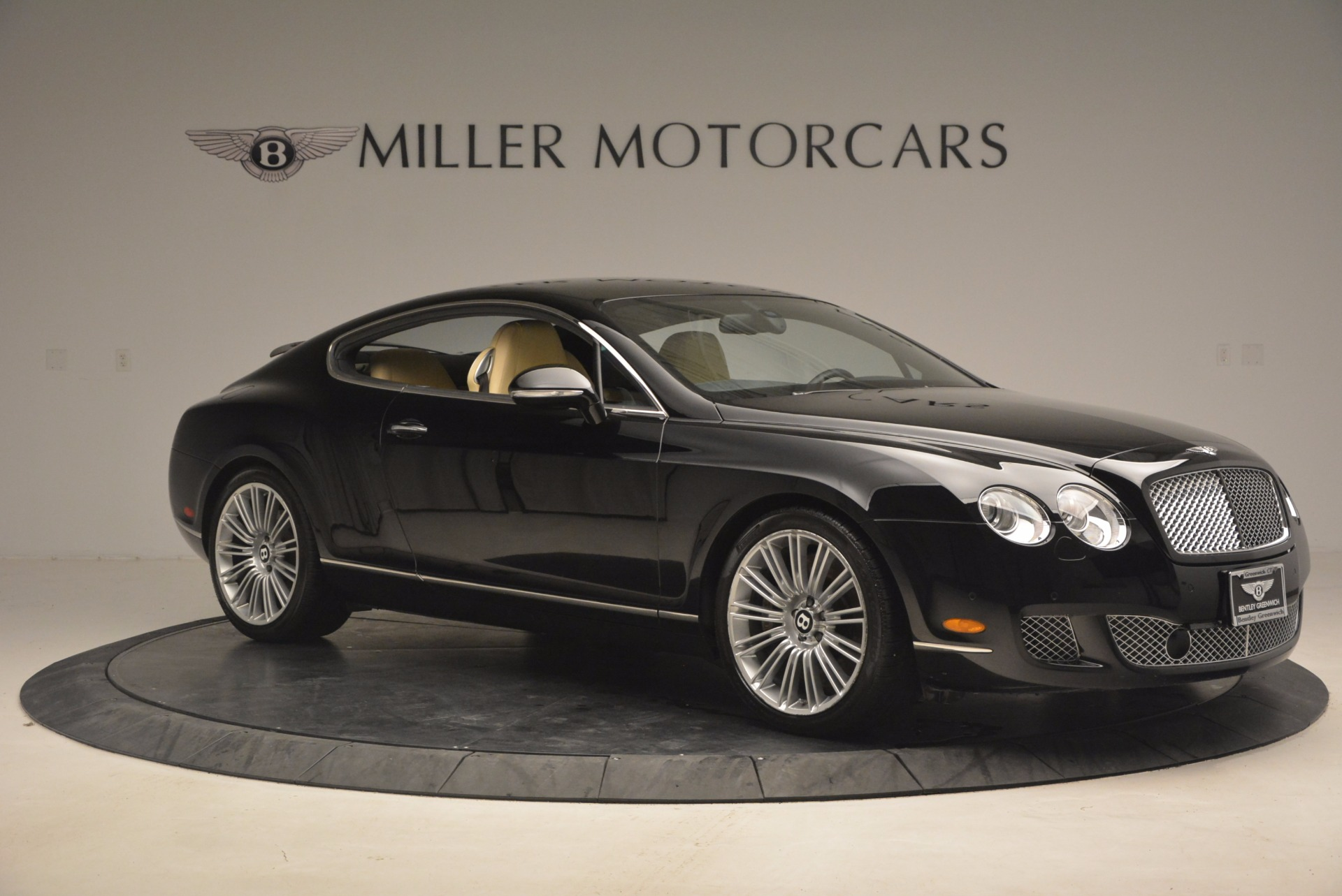 Used 2010 Bentley Continental GT Speed For Sale In Westport, CT 1294_p10