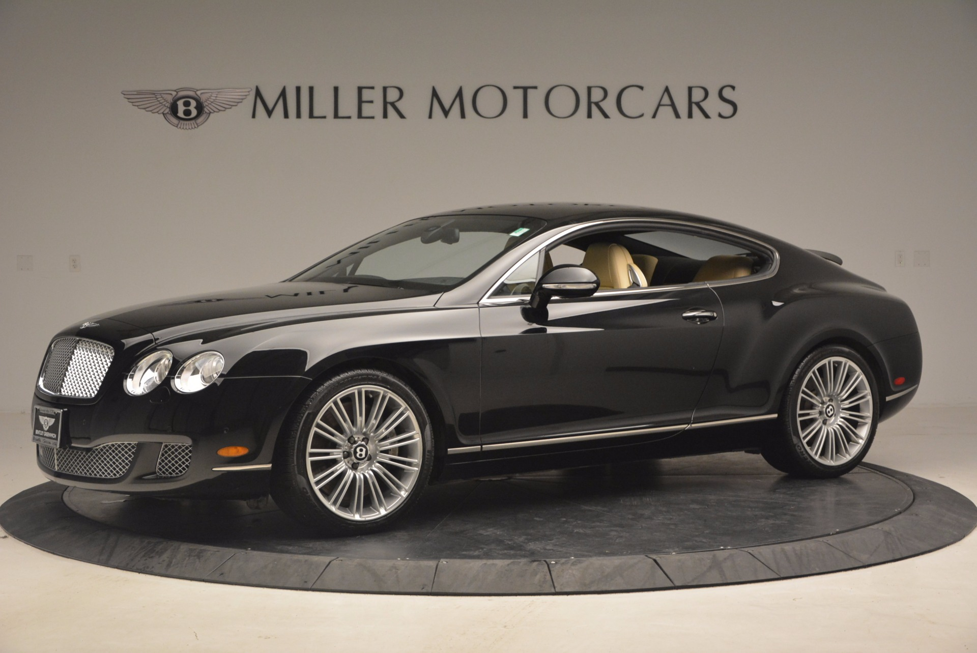 Used 2010 Bentley Continental GT Speed For Sale In Westport, CT 1294_p2