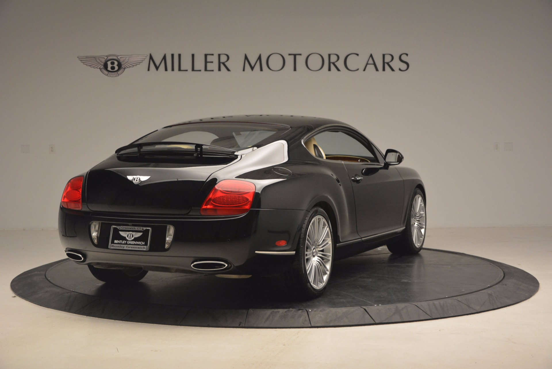 Used 2010 Bentley Continental GT Speed For Sale In Westport, CT 1294_p7