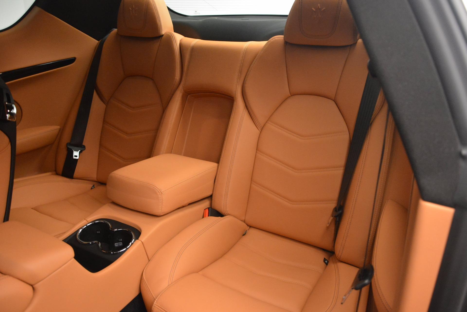 New 2017 Maserati GranTurismo Coupe Sport For Sale In Westport, CT 1295_p17