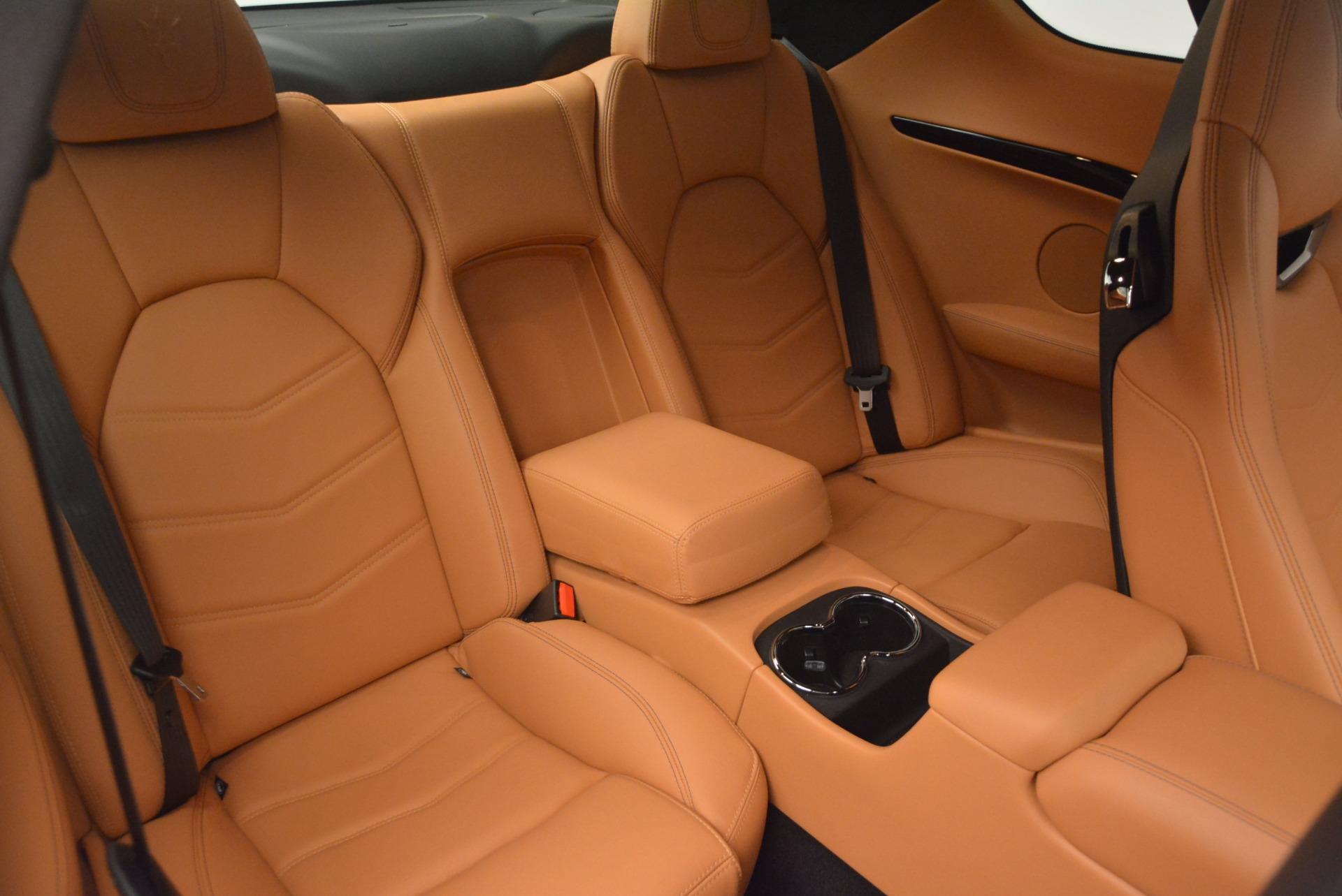 New 2017 Maserati GranTurismo Coupe Sport For Sale In Westport, CT 1295_p23