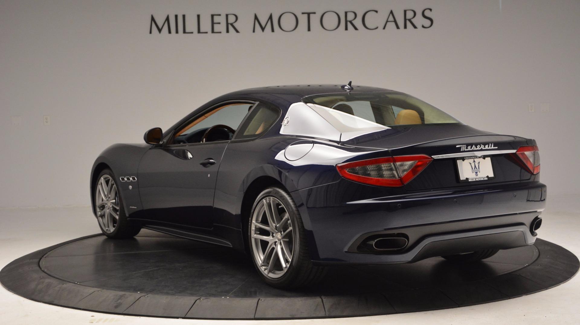 New 2017 Maserati GranTurismo Coupe Sport For Sale In Westport, CT 1295_p5