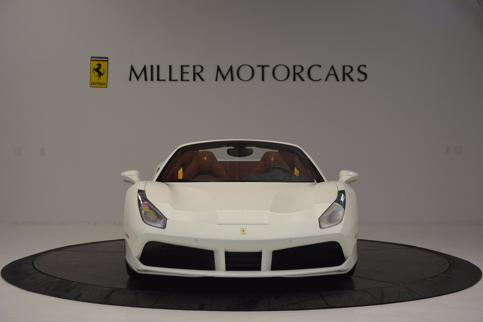 Used 2017 Ferrari 488 Spider  For Sale In Westport, CT 1296_p12