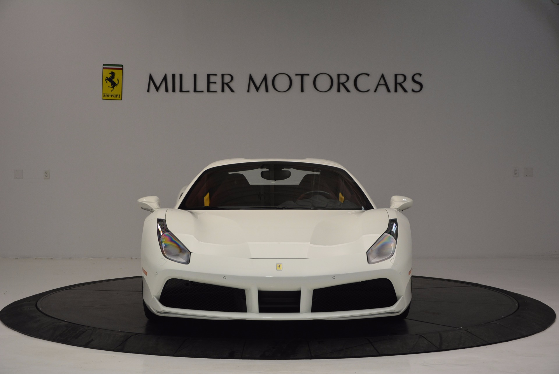 Used 2017 Ferrari 488 Spider  For Sale In Westport, CT 1296_p24