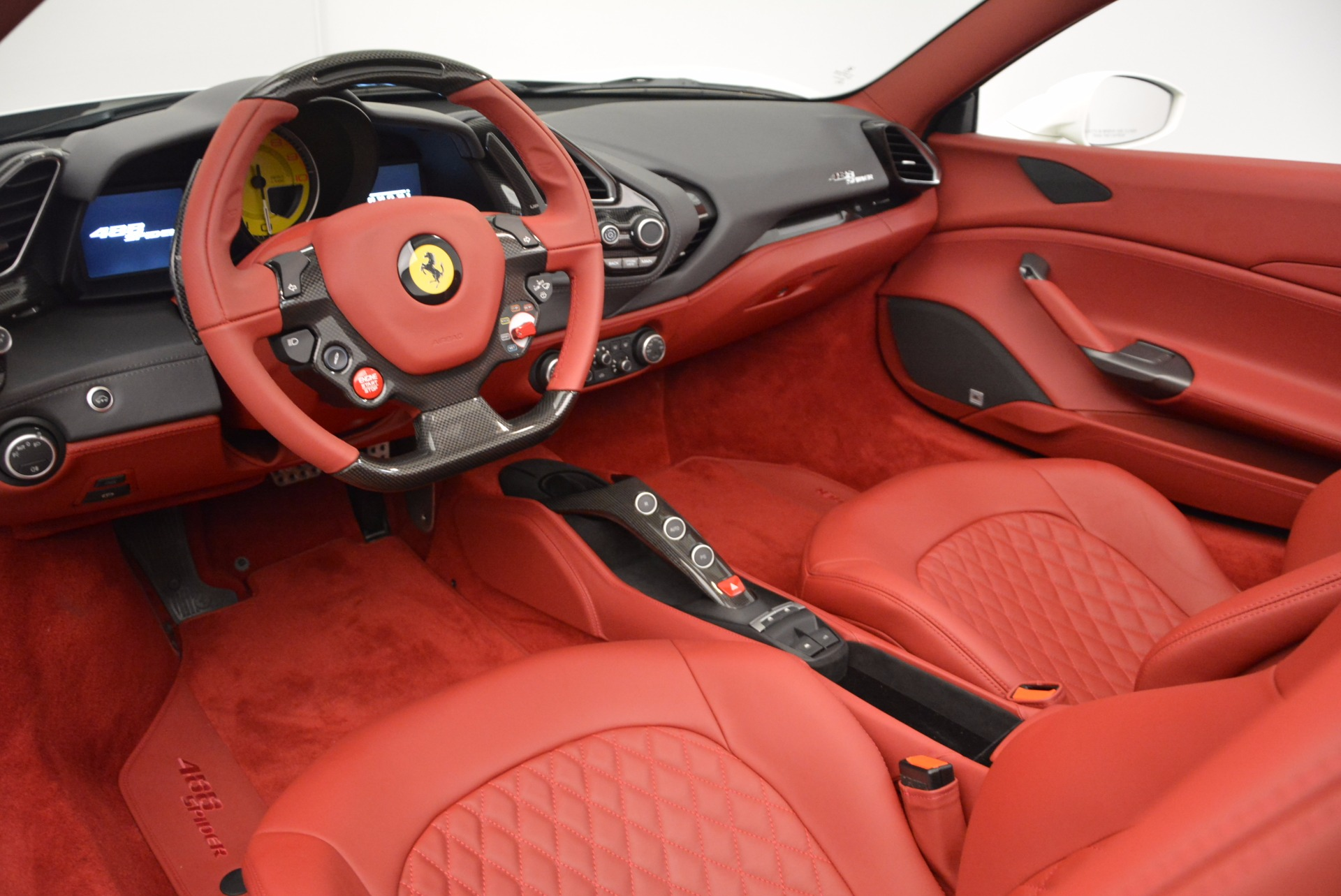 Used 2017 Ferrari 488 Spider  For Sale In Westport, CT 1296_p25