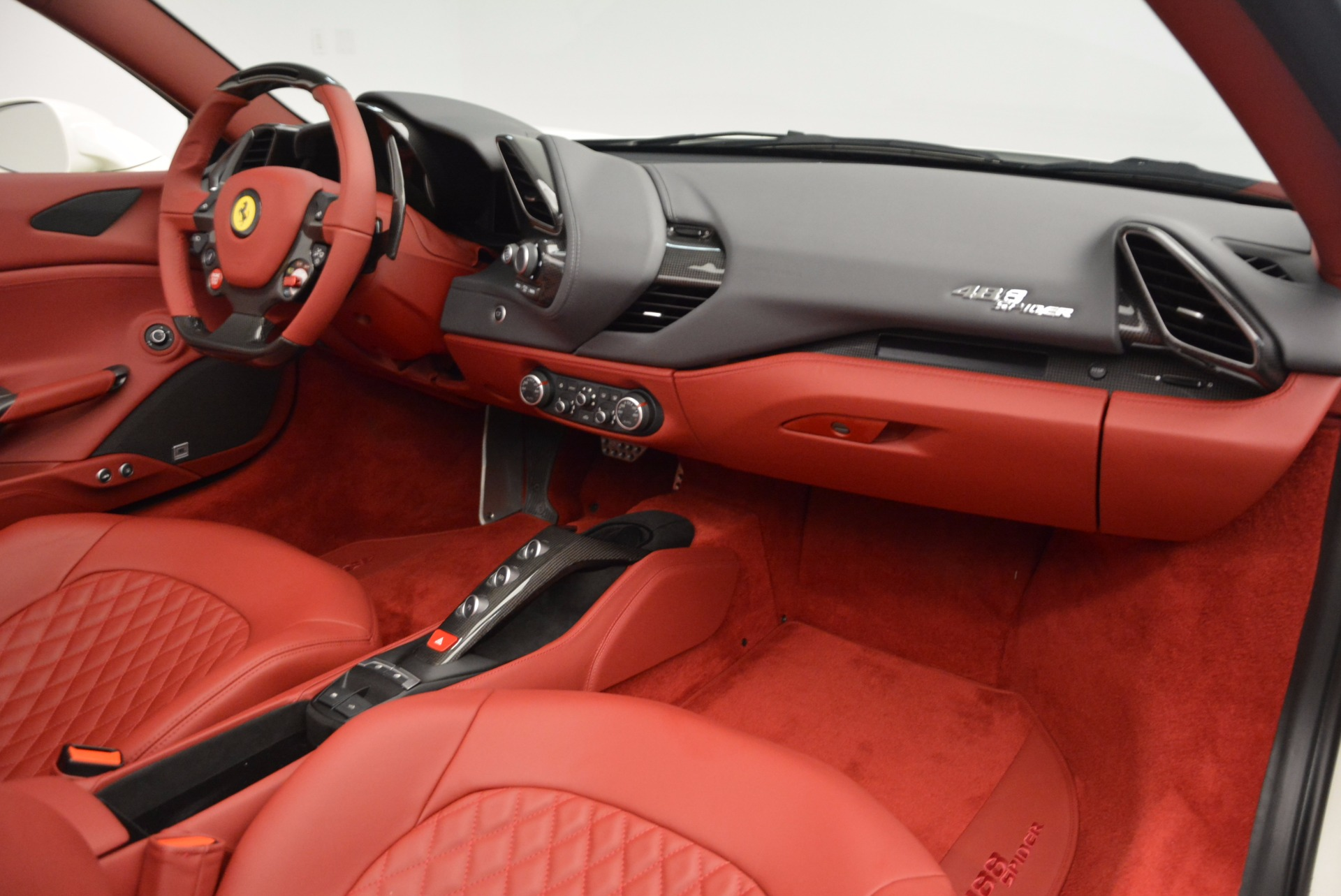 Used 2017 Ferrari 488 Spider  For Sale In Westport, CT 1296_p29