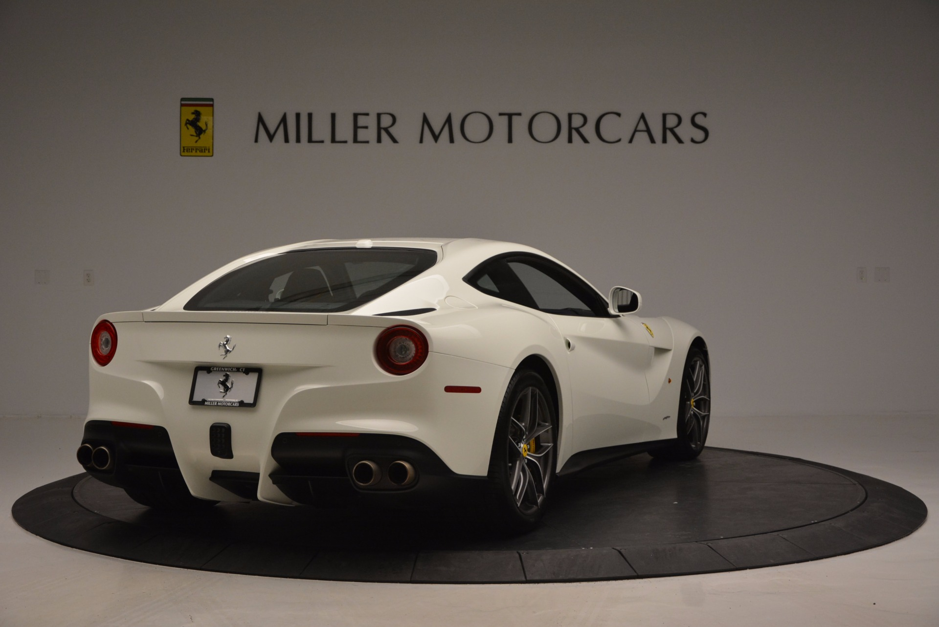 Used 2017 Ferrari F12 Berlinetta  For Sale In Westport, CT 1297_p7