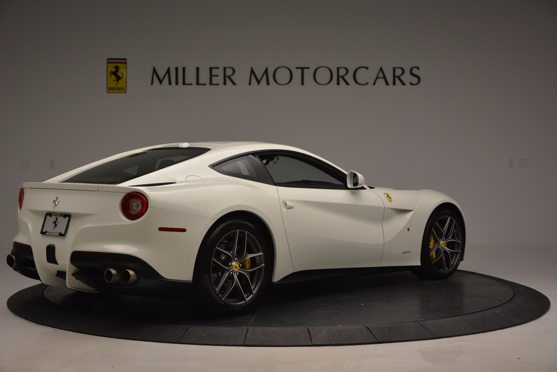 Used 2017 Ferrari F12 Berlinetta  For Sale In Westport, CT 1297_p8