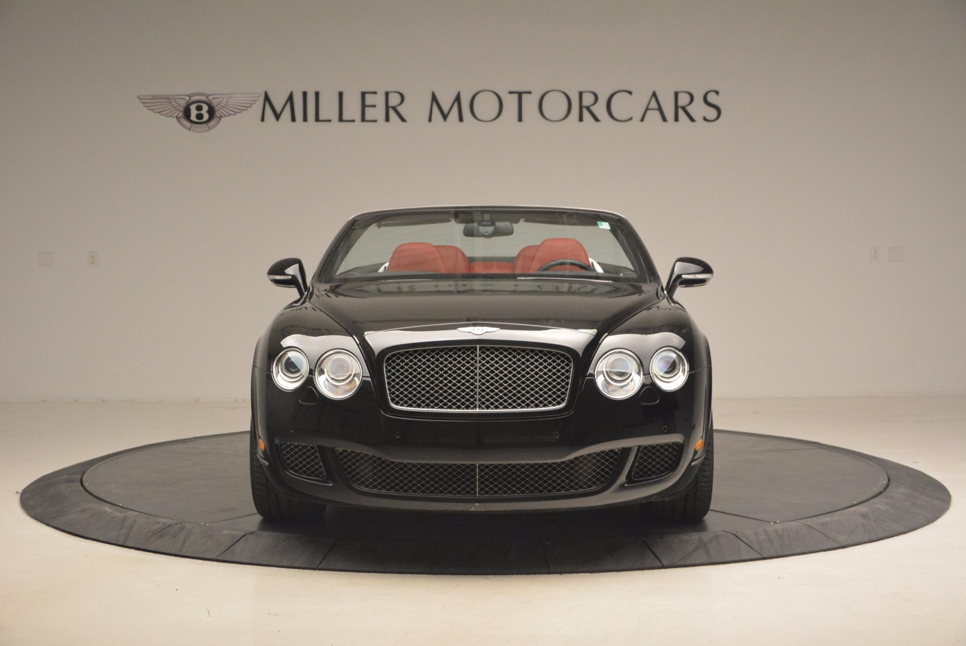 Used 2010 Bentley Continental GT Speed For Sale In Westport, CT 1298_p12