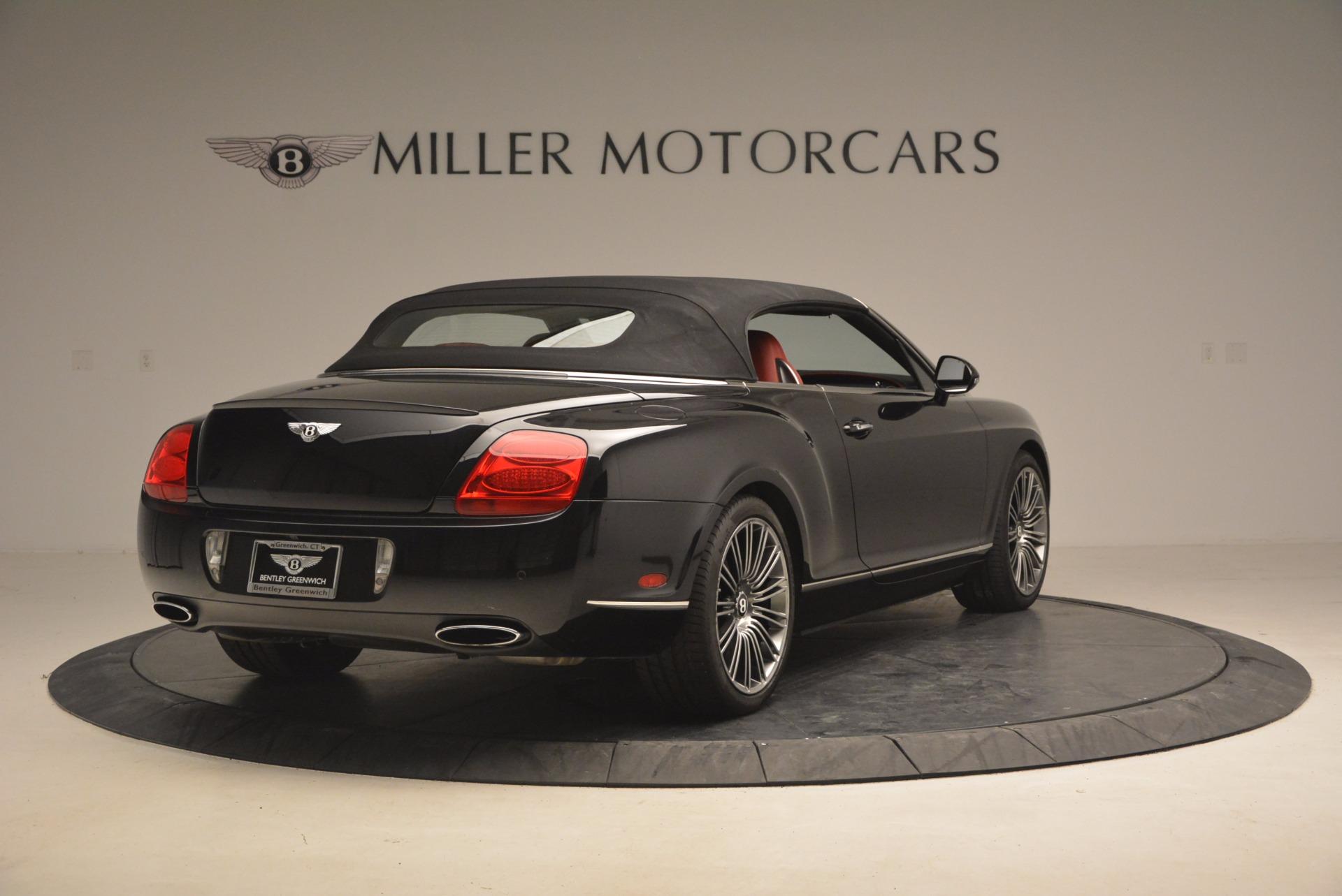 Used 2010 Bentley Continental GT Speed For Sale In Westport, CT 1298_p20