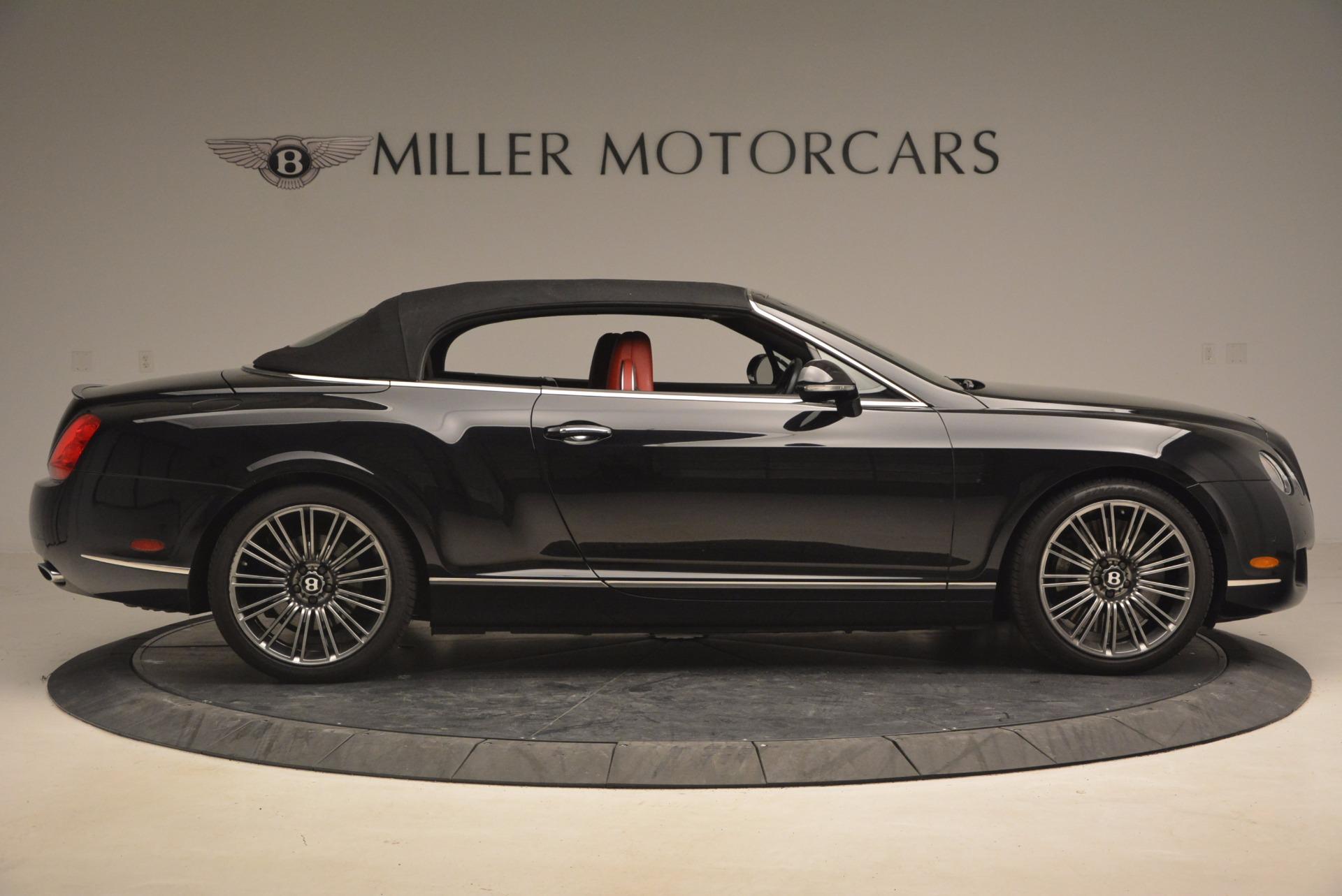 Used 2010 Bentley Continental GT Speed For Sale In Westport, CT 1298_p22