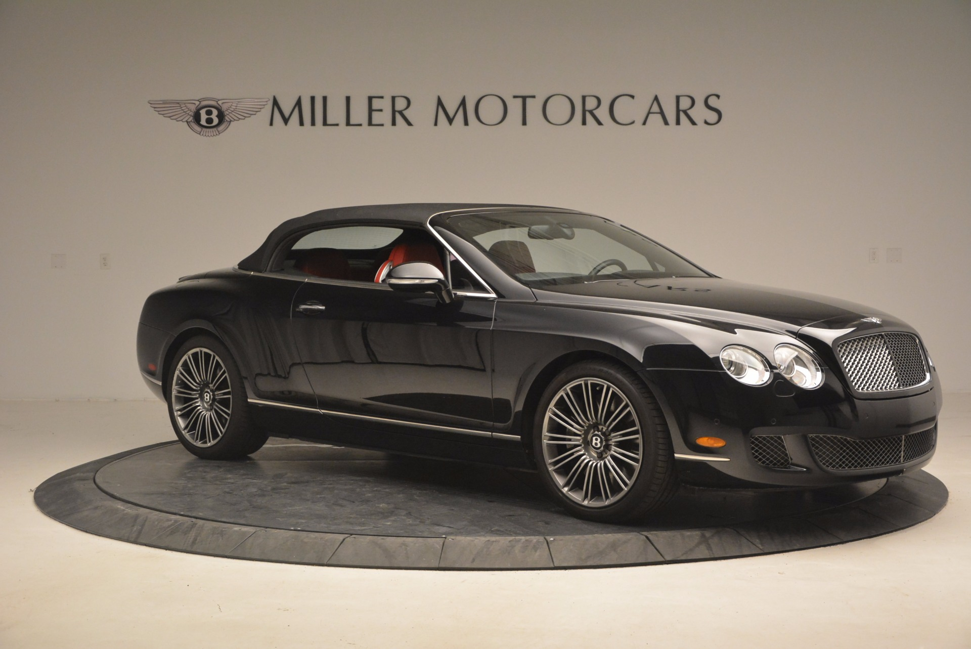 Used 2010 Bentley Continental GT Speed For Sale In Westport, CT 1298_p23