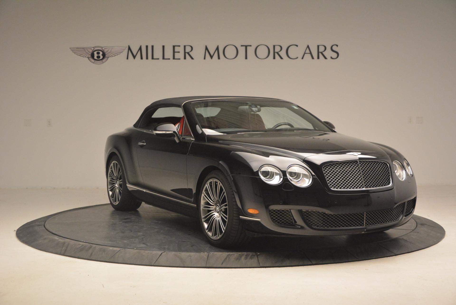 Used 2010 Bentley Continental GT Speed For Sale In Westport, CT 1298_p24