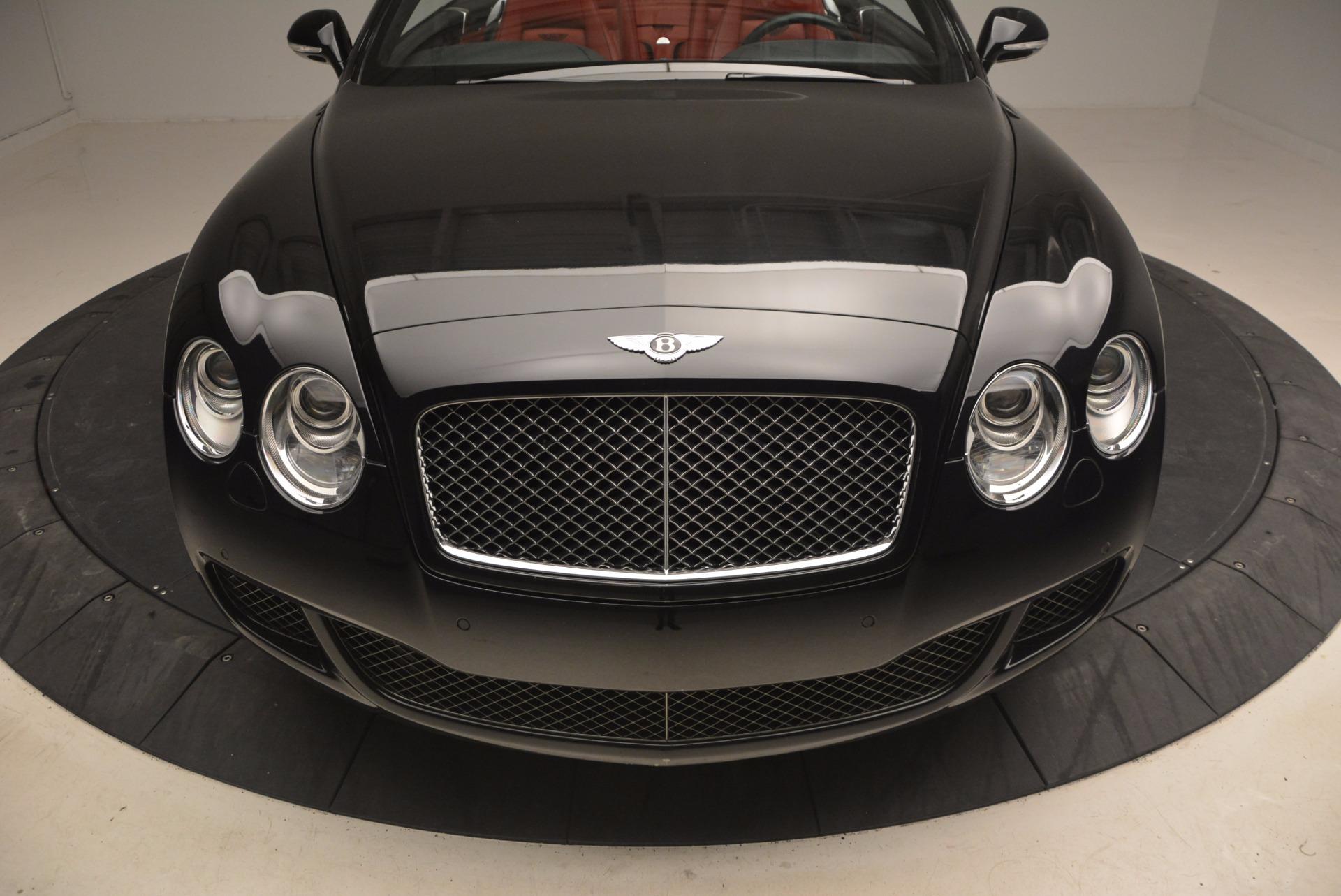 Used 2010 Bentley Continental GT Speed For Sale In Westport, CT 1298_p25