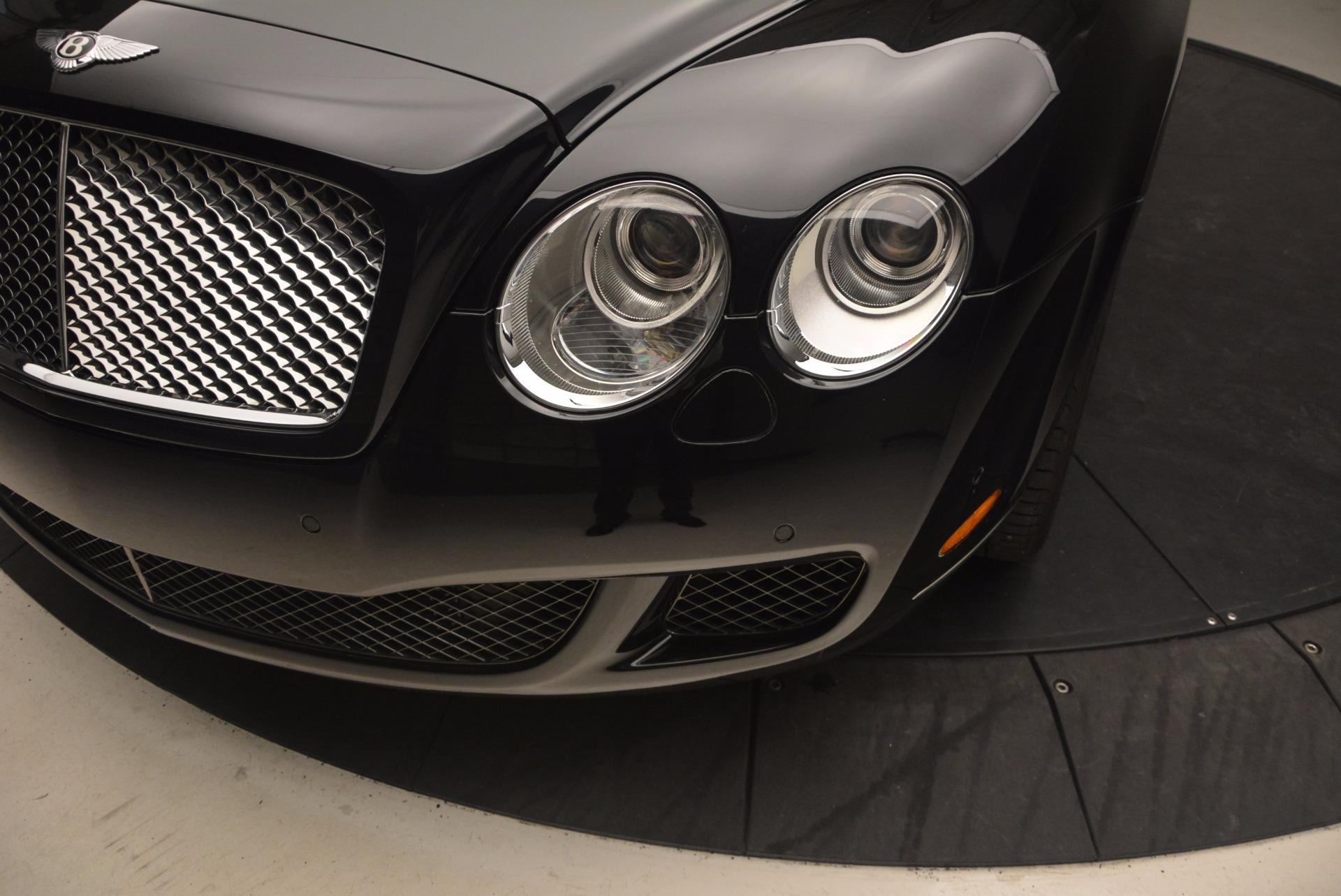 Used 2010 Bentley Continental GT Speed For Sale In Westport, CT 1298_p27