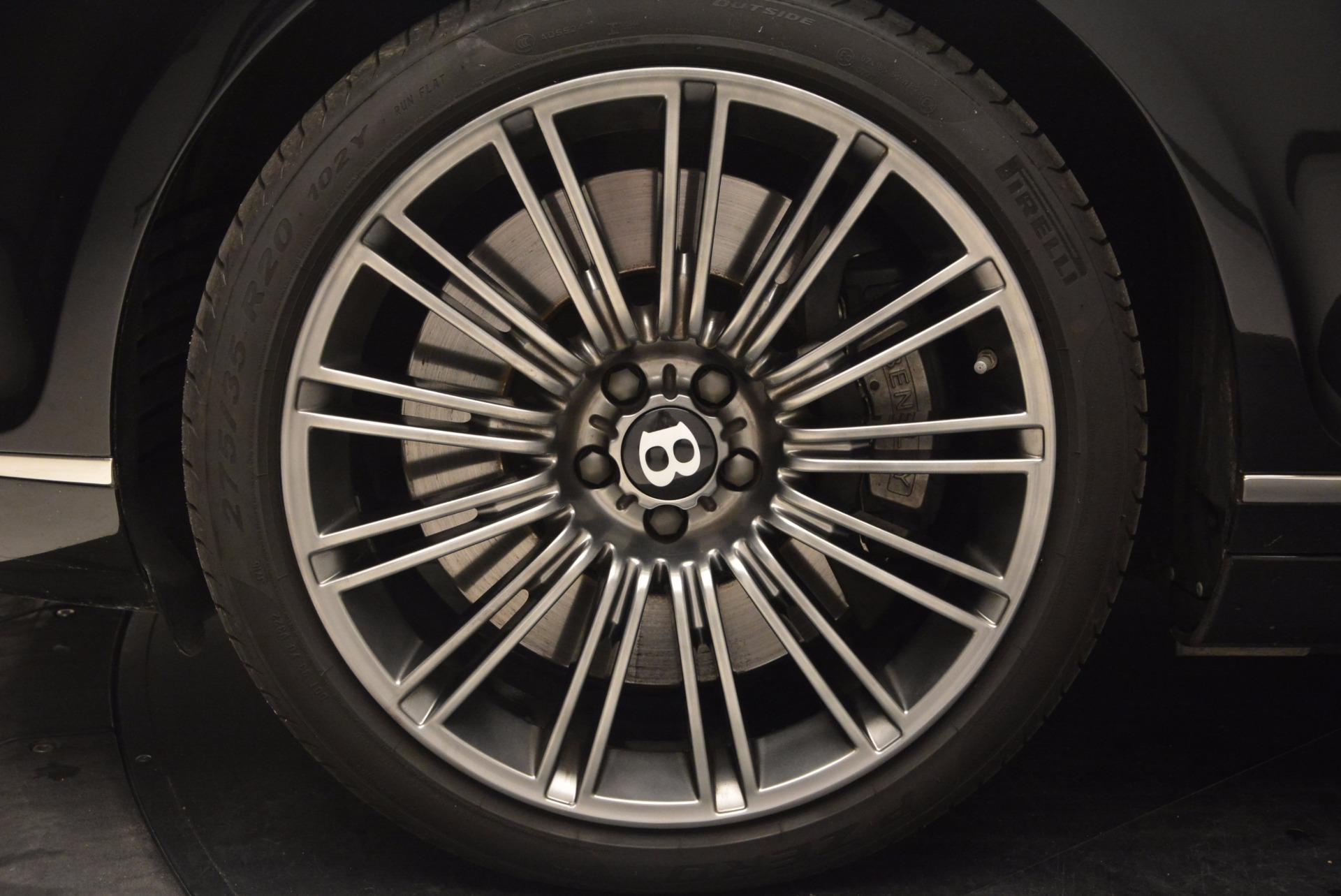 Used 2010 Bentley Continental GT Speed For Sale In Westport, CT 1298_p28
