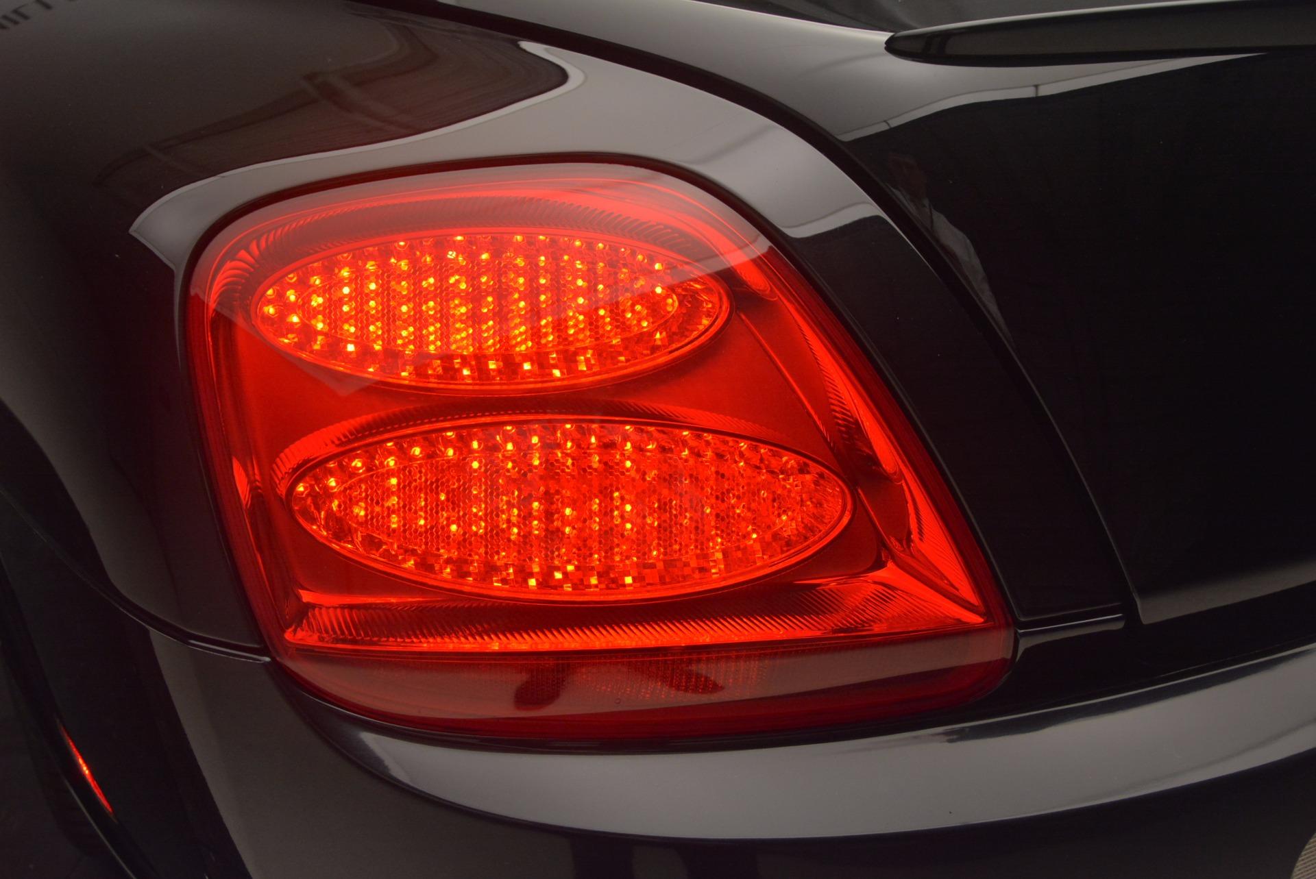 Used 2010 Bentley Continental GT Speed For Sale In Westport, CT 1298_p30