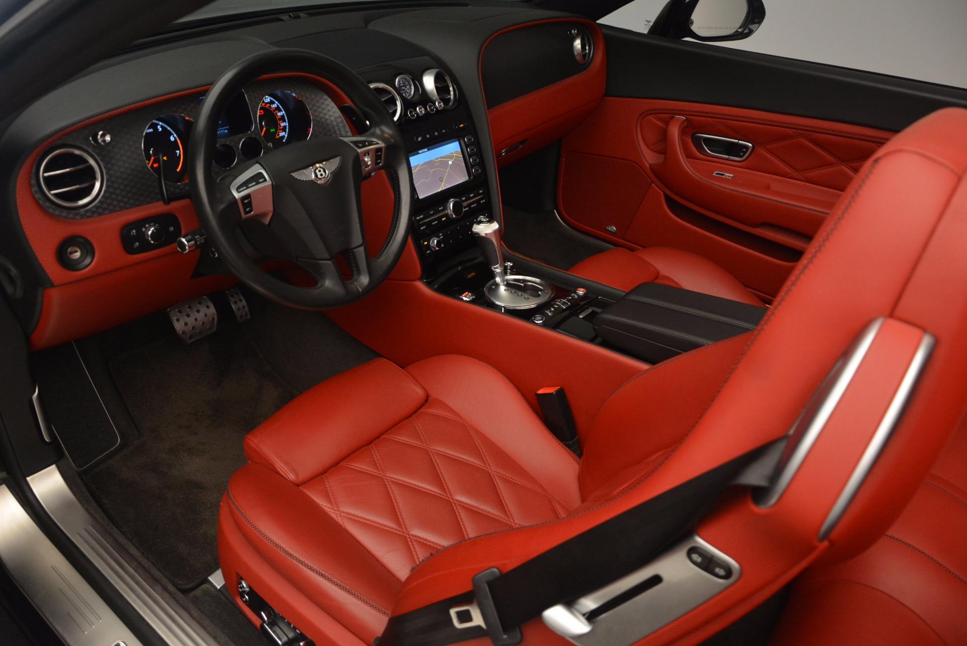 Used 2010 Bentley Continental GT Speed For Sale In Westport, CT 1298_p34