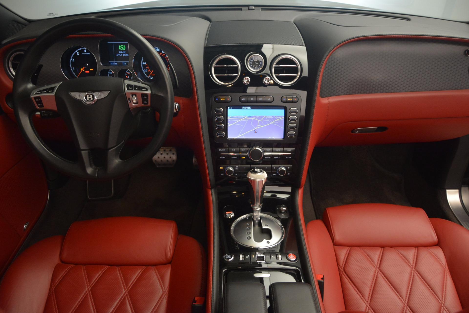 Used 2010 Bentley Continental GT Speed For Sale In Westport, CT 1298_p46