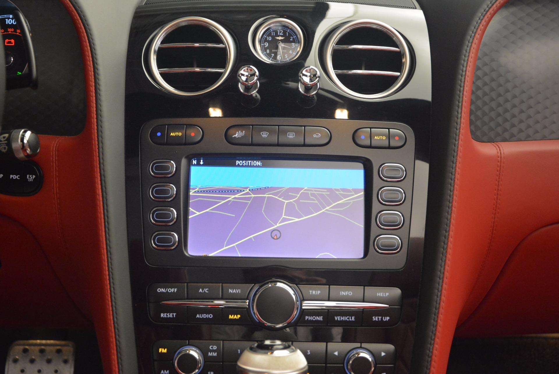 Used 2010 Bentley Continental GT Speed For Sale In Westport, CT 1298_p47