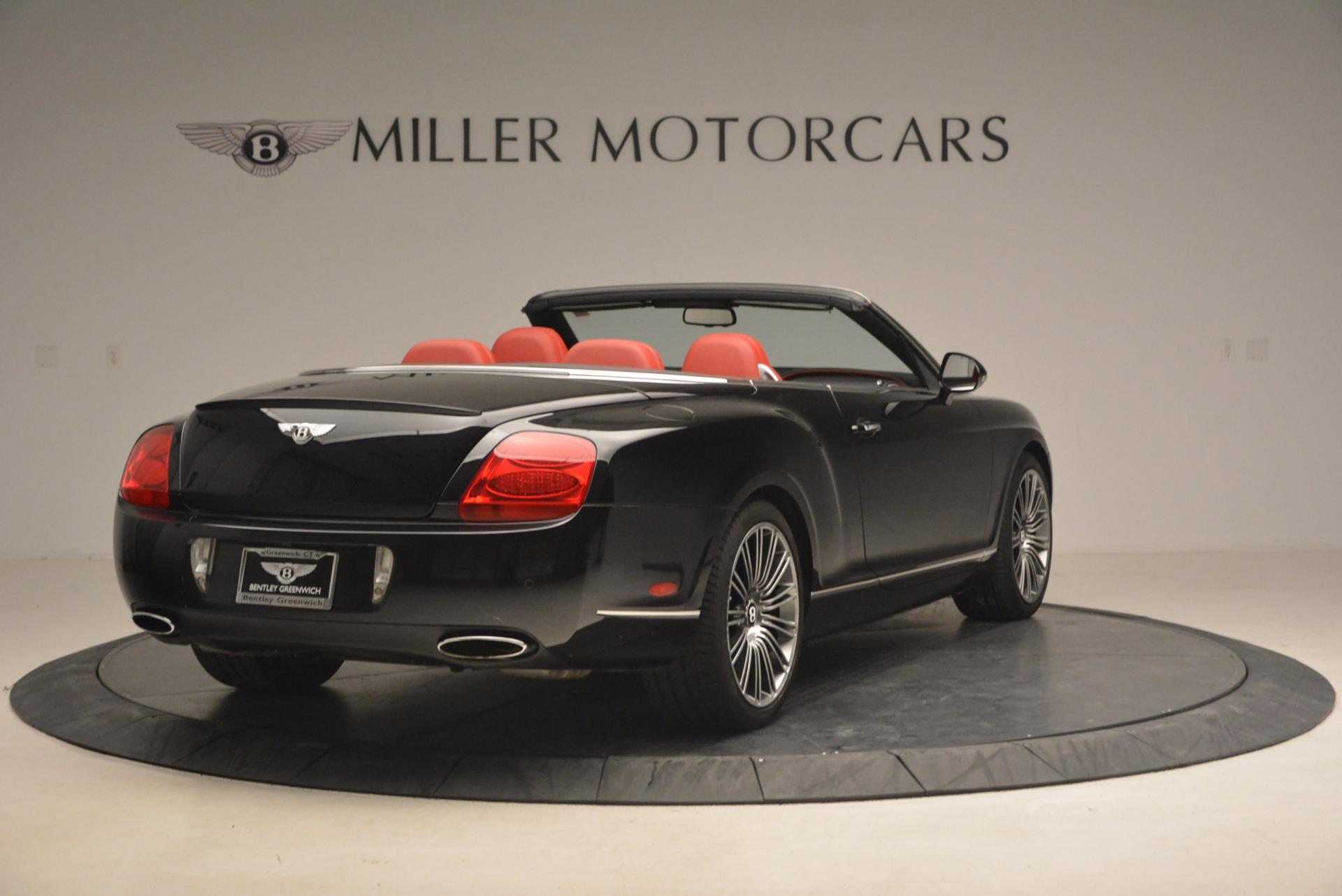 Used 2010 Bentley Continental GT Speed For Sale In Westport, CT 1298_p7