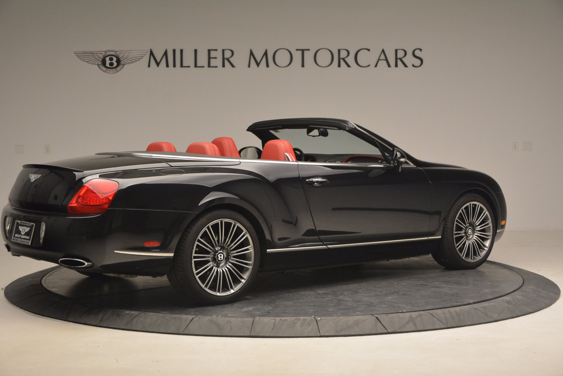 Used 2010 Bentley Continental GT Speed For Sale In Westport, CT 1298_p8