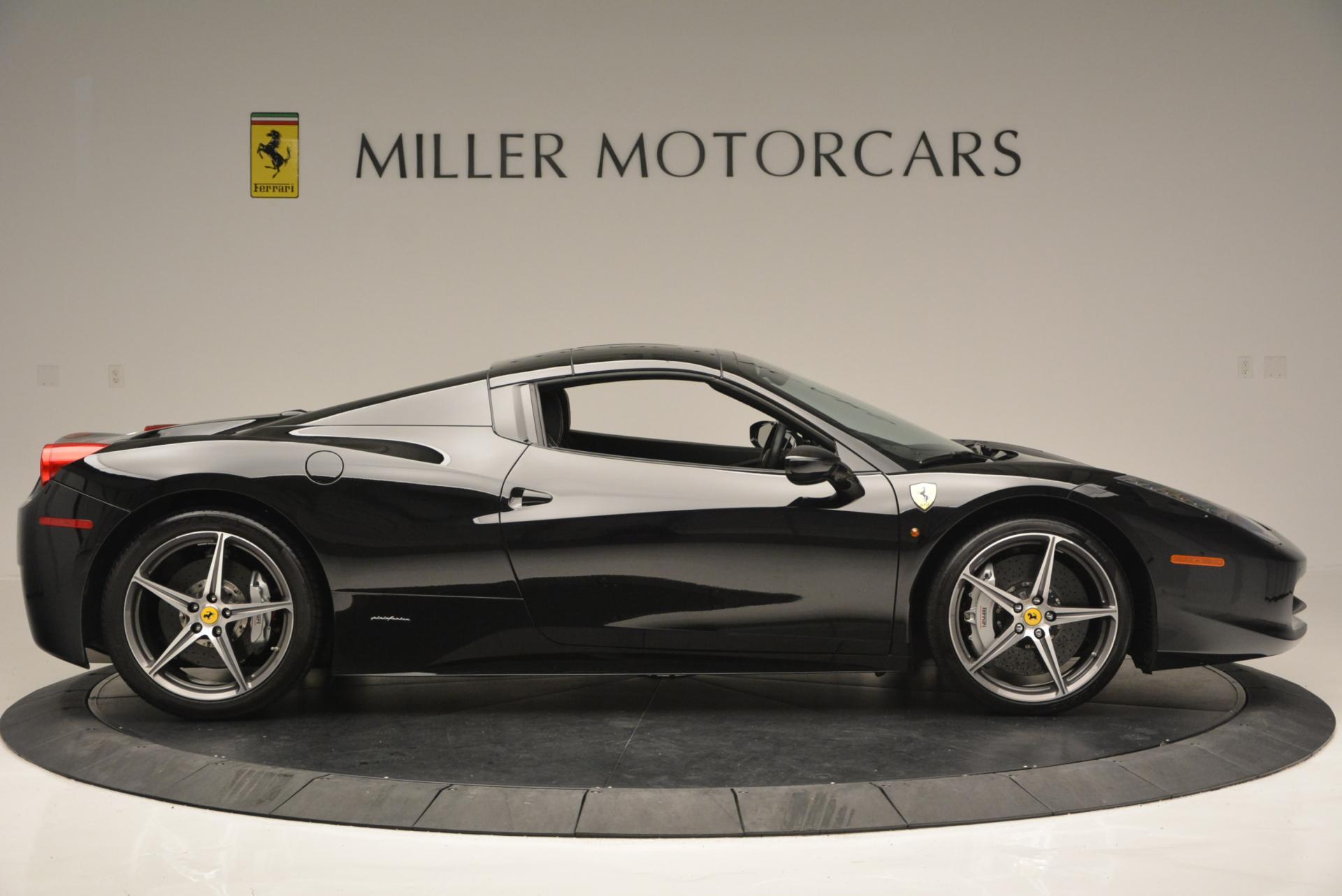Used 2012 Ferrari 458 Spider  For Sale In Westport, CT 130_p21