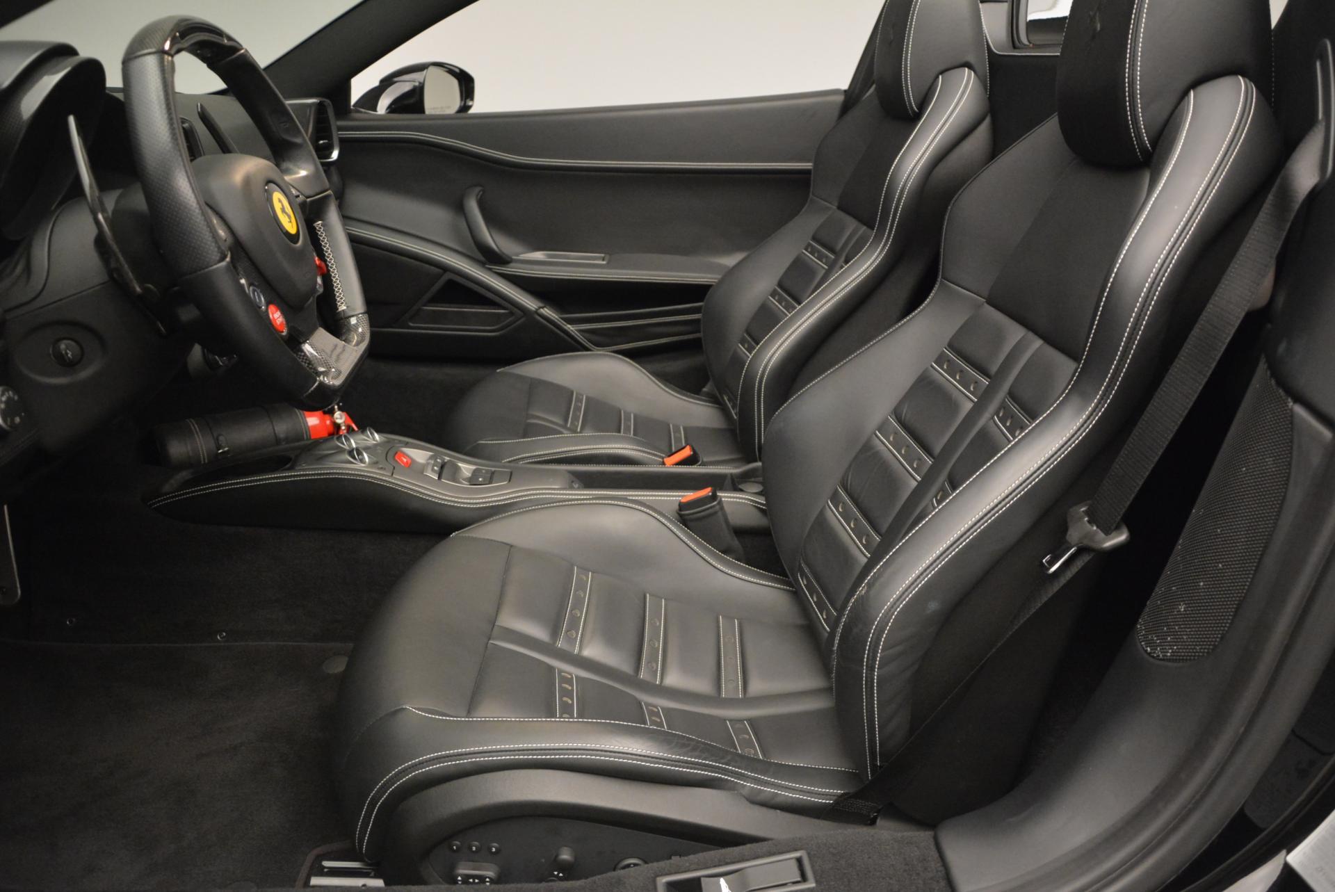 Used 2012 Ferrari 458 Spider  For Sale In Westport, CT 130_p26