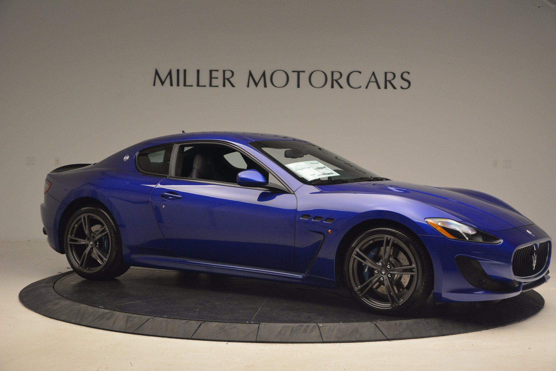 New 2017 Maserati GranTurismo Sport Coupe Special Edition For Sale In Westport, CT 1300_p10