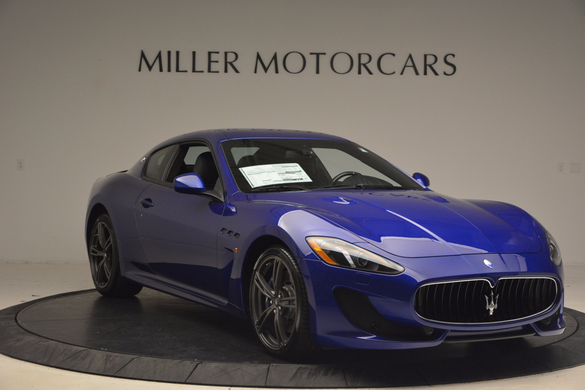 New 2017 Maserati GranTurismo Sport Coupe Special Edition For Sale In Westport, CT 1300_p11