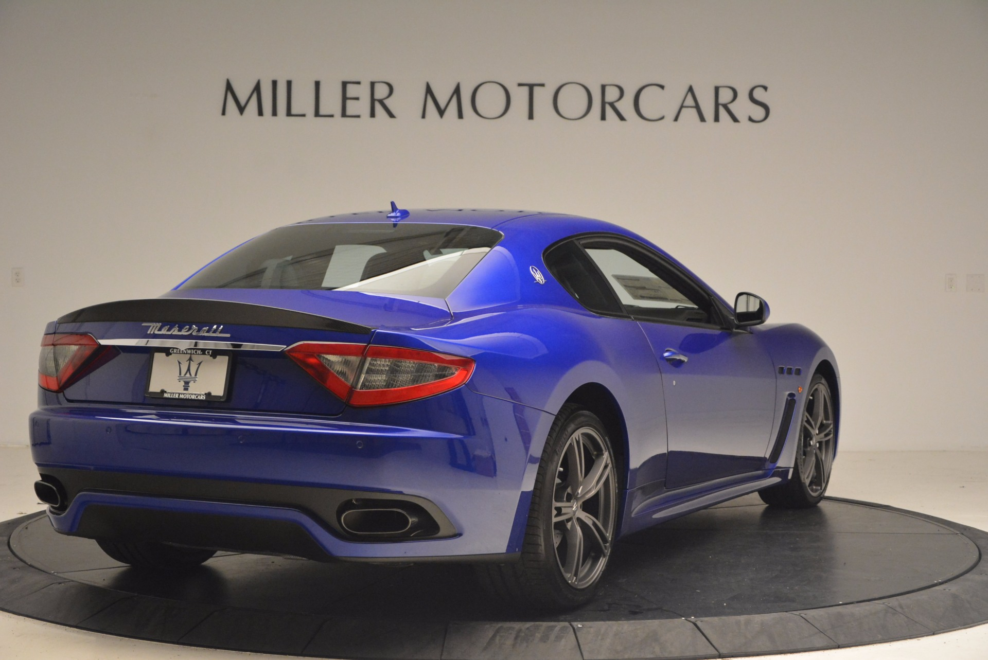 New 2017 Maserati GranTurismo Sport Coupe Special Edition For Sale In Westport, CT 1300_p7