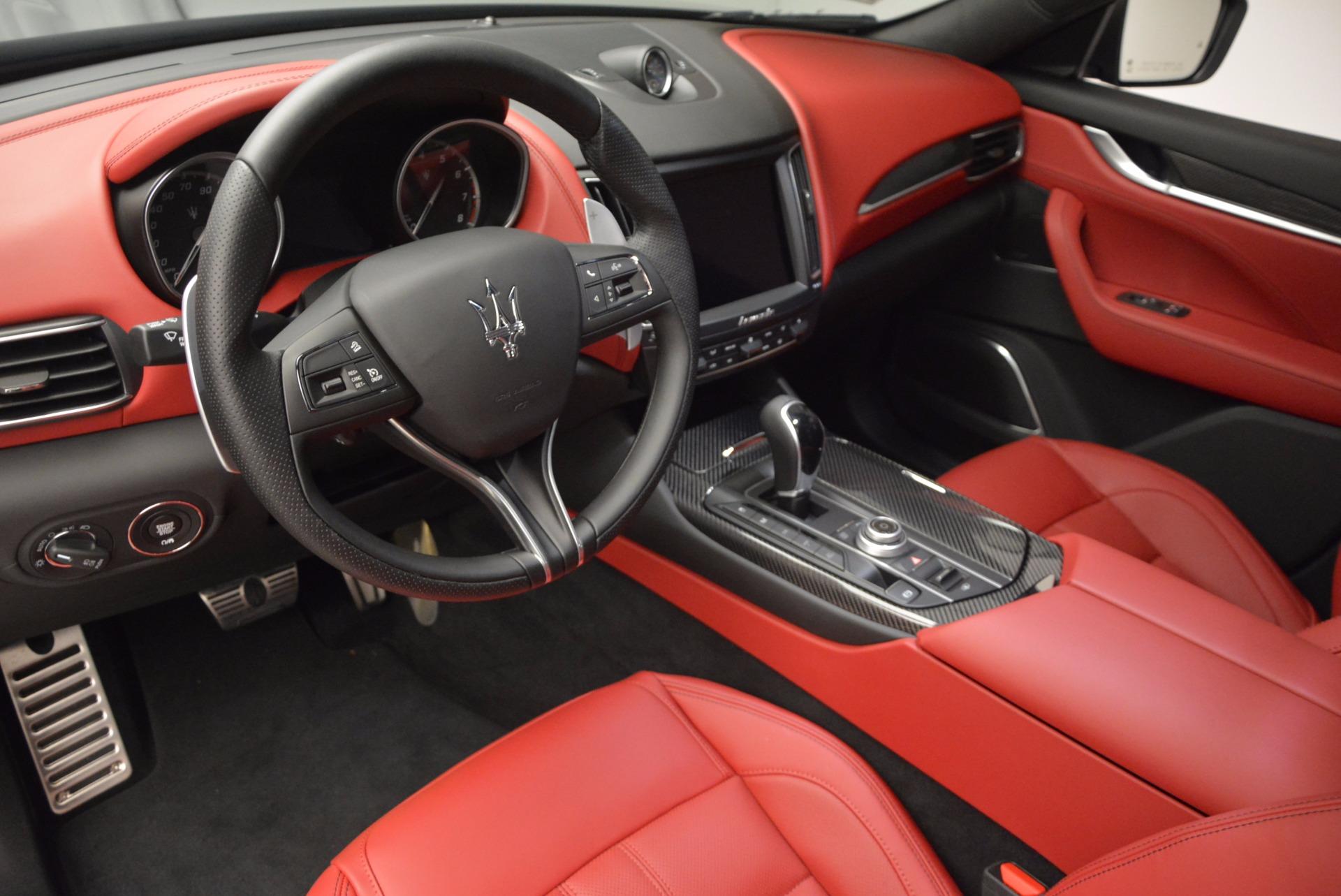New 2017 Maserati Levante  For Sale In Westport, CT 1301_p13