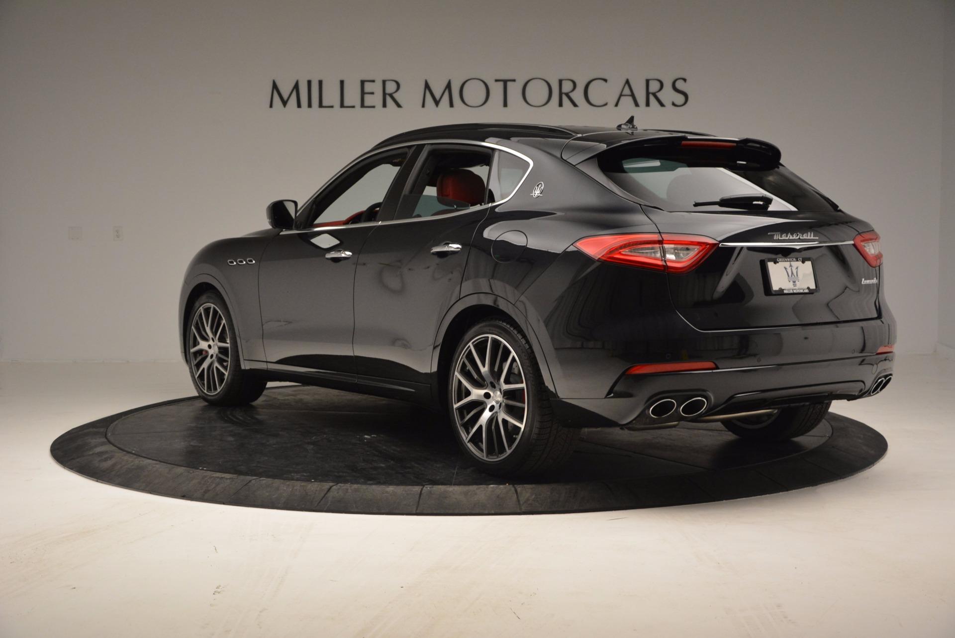 New 2017 Maserati Levante  For Sale In Westport, CT 1301_p5