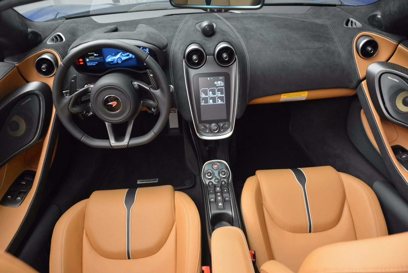 Used 2018 McLaren 570S Spider For Sale In Westport, CT 1303_p28