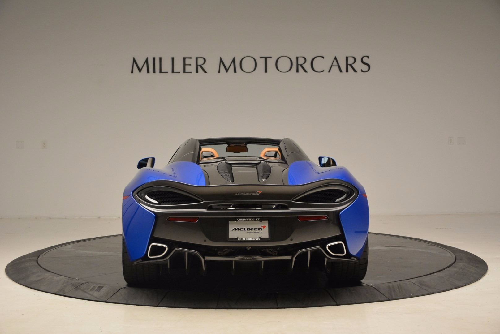Used 2018 McLaren 570S Spider For Sale In Westport, CT 1303_p6