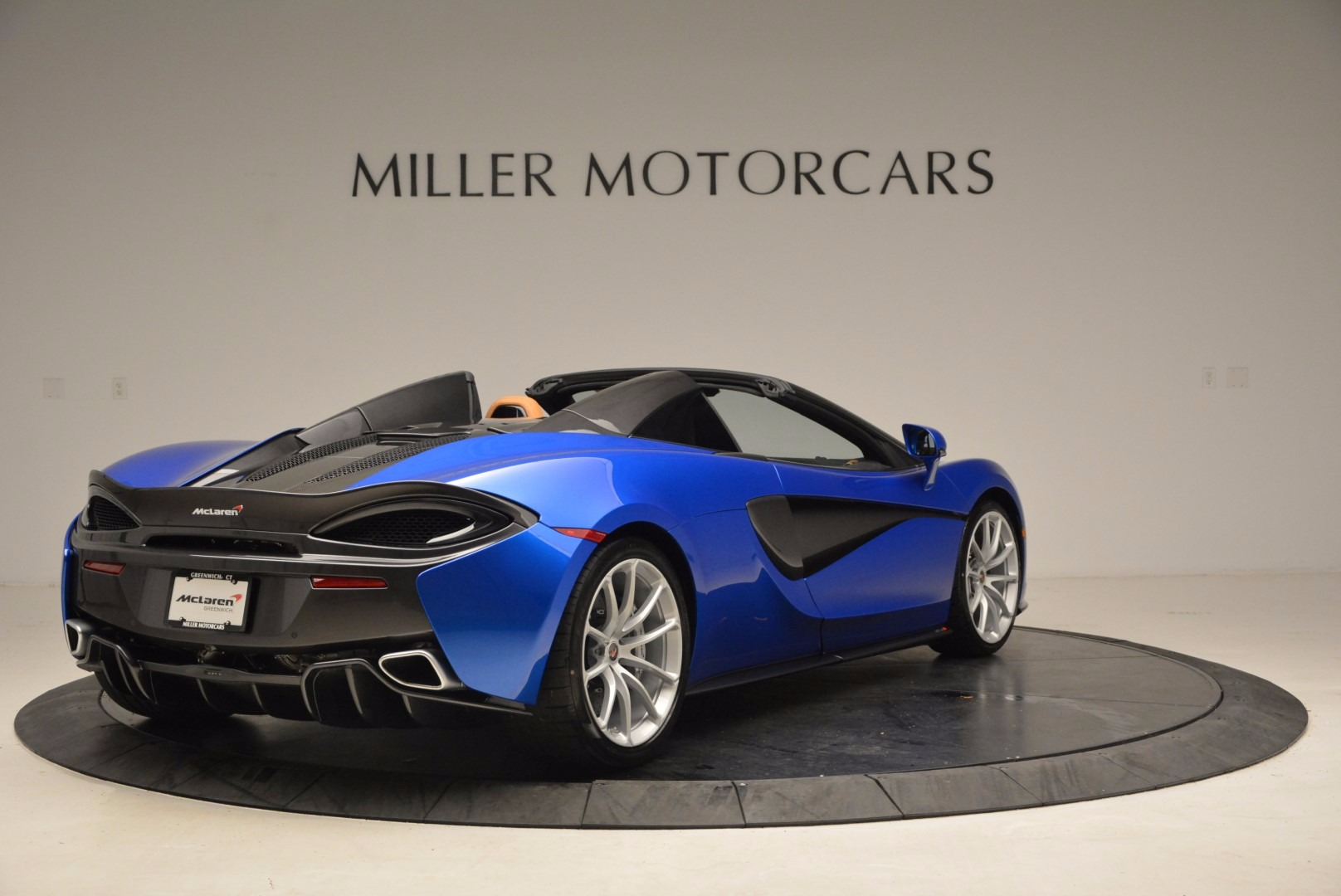 Used 2018 McLaren 570S Spider For Sale In Westport, CT 1303_p7