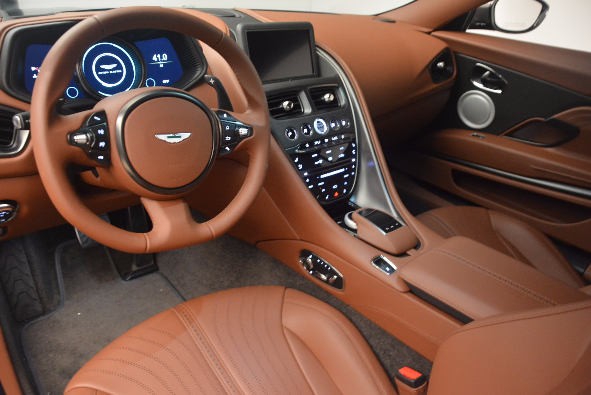 Used 2017 Aston Martin DB11  For Sale In Westport, CT 1305_p14