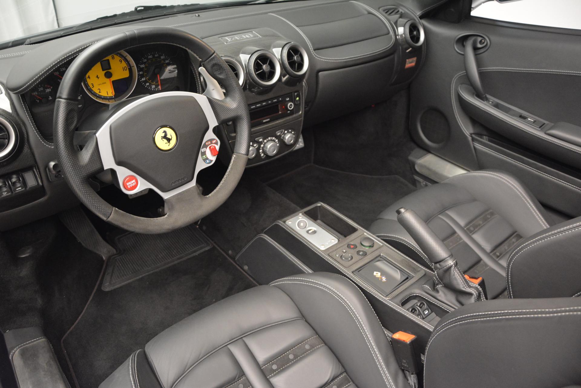 Used 2009 Ferrari F430 Spider F1 For Sale In Westport, CT 131_p28