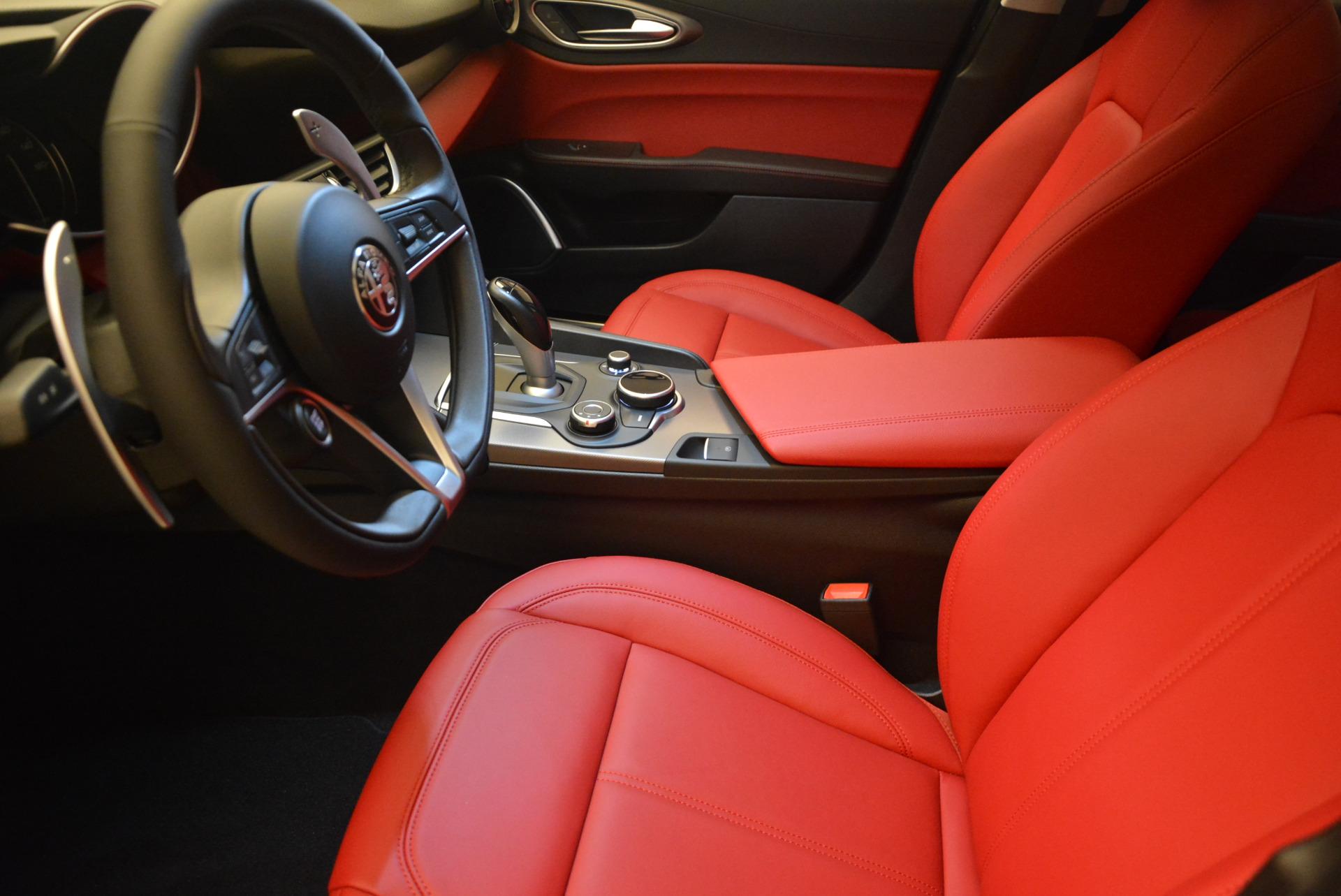New 2017 Alfa Romeo Giulia Q4 For Sale In Westport, CT 1313_p14