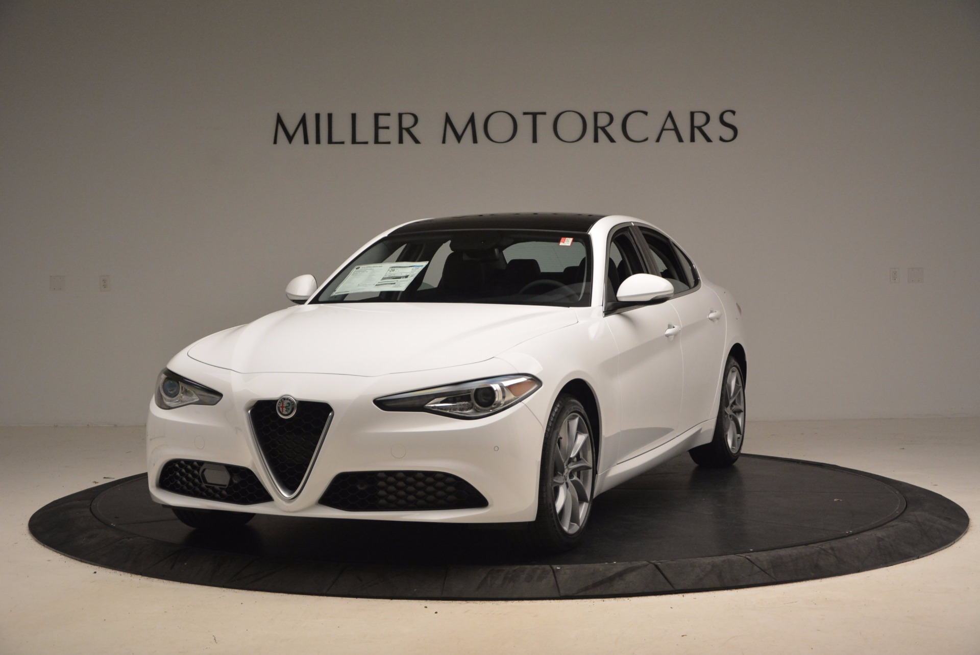 New 2017 Alfa Romeo Giulia Q4 For Sale In Westport, CT 1316_main