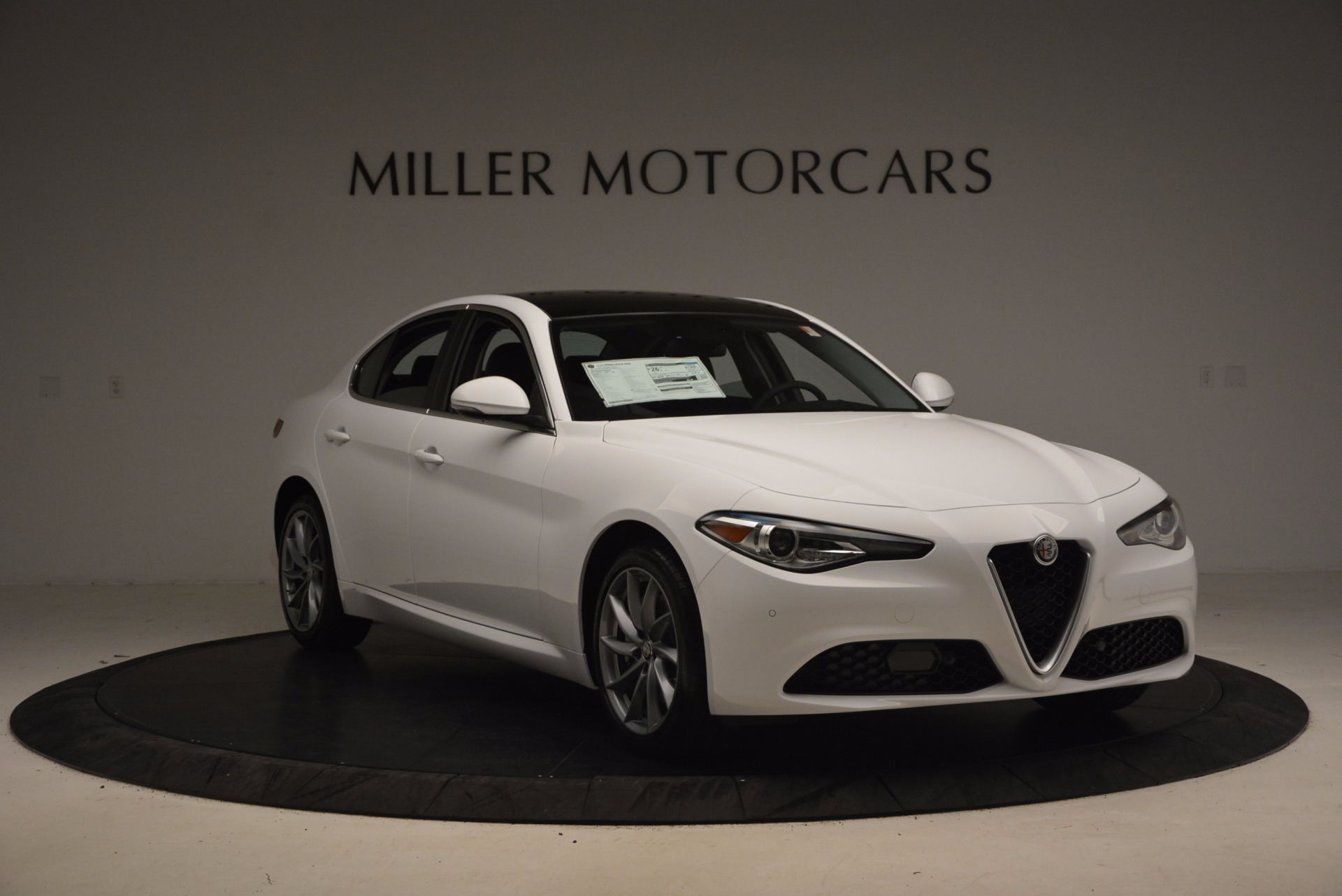 New 2017 Alfa Romeo Giulia Q4 For Sale In Westport, CT 1316_p11