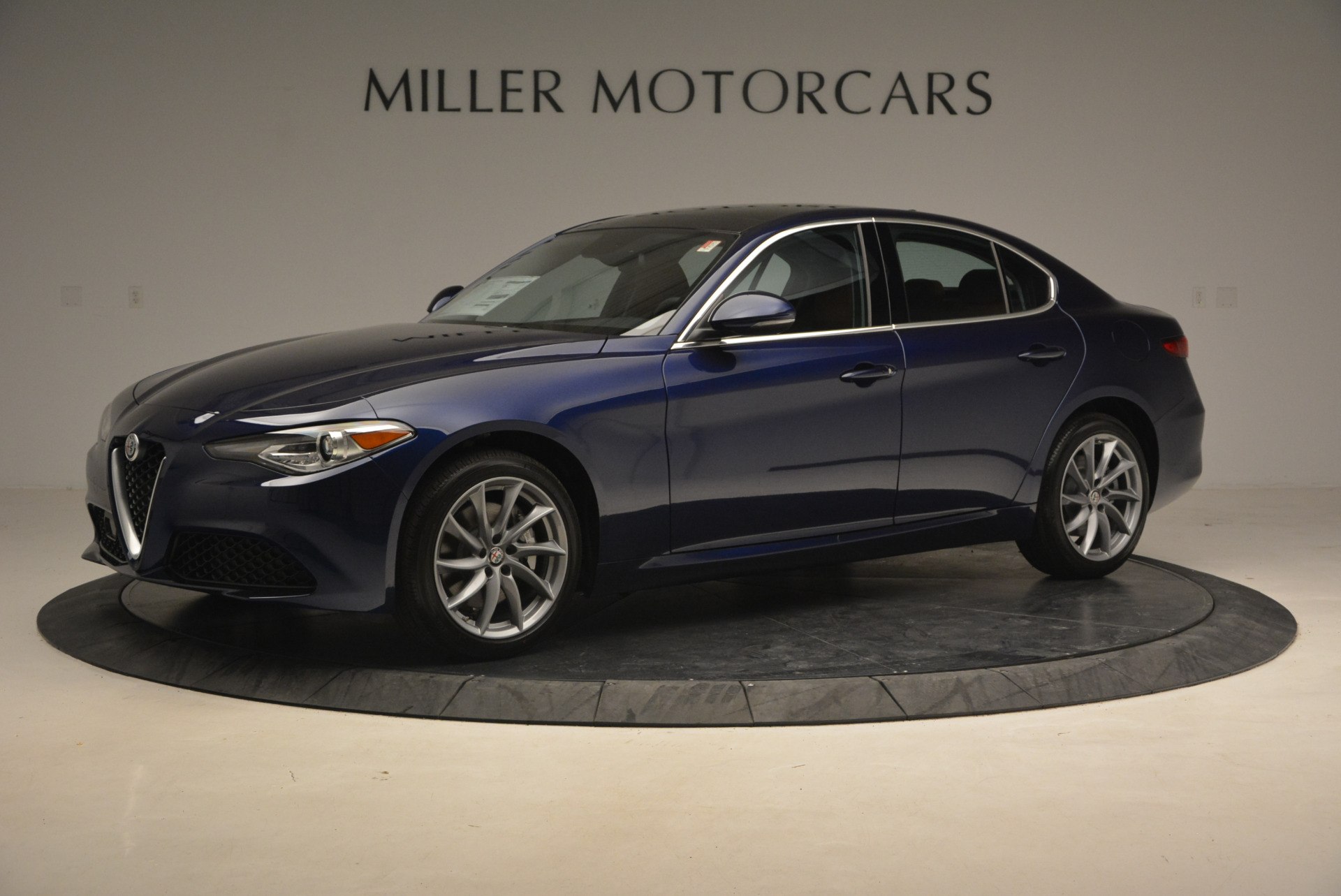 New 2017 Alfa Romeo Giulia Q4 For Sale In Westport, CT 1318_p2