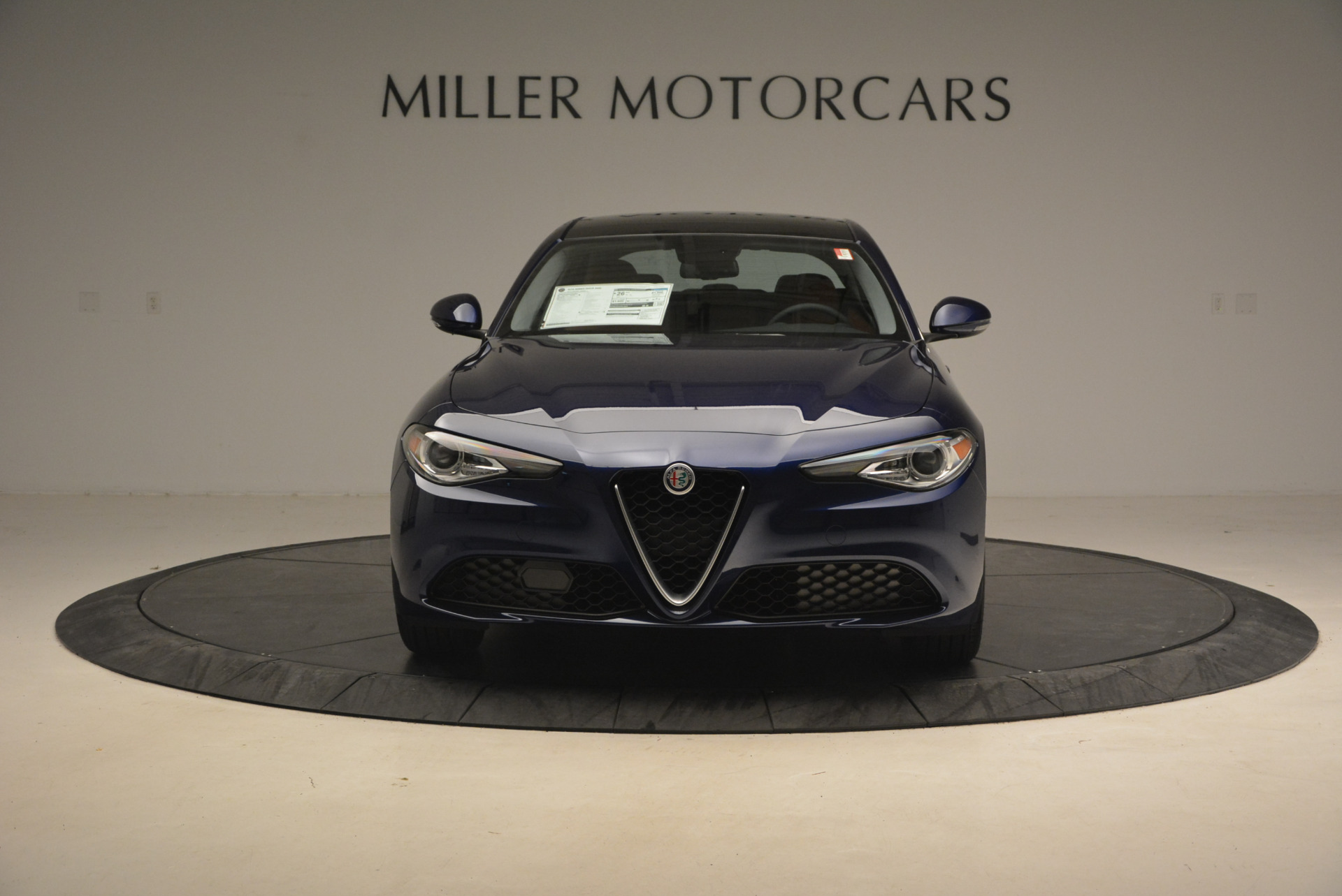 New 2017 Alfa Romeo Giulia Q4 For Sale In Westport, CT 1318_p9