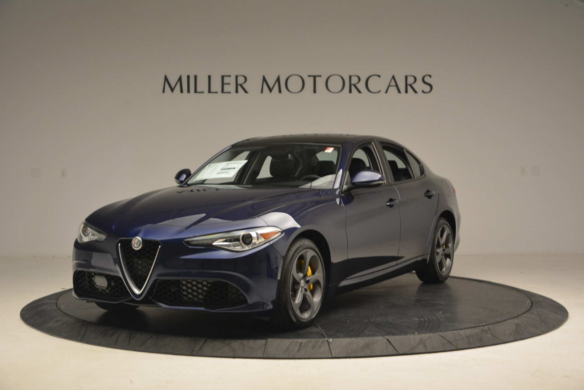 2017 Alfa Romeo Giulia Q4 Stock L144 for sale near Westport CT