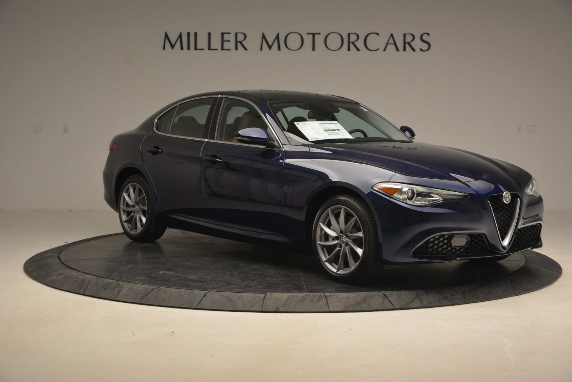 New 2017 Alfa Romeo Giulia Q4 For Sale In Westport, CT 1322_p8